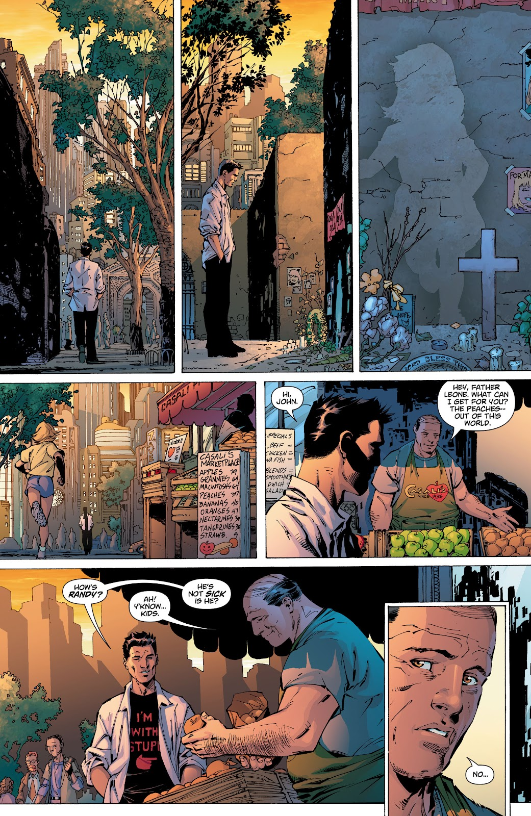 Read online Superman: For Tomorrow comic -  Issue # TPB (Part 1) - 41