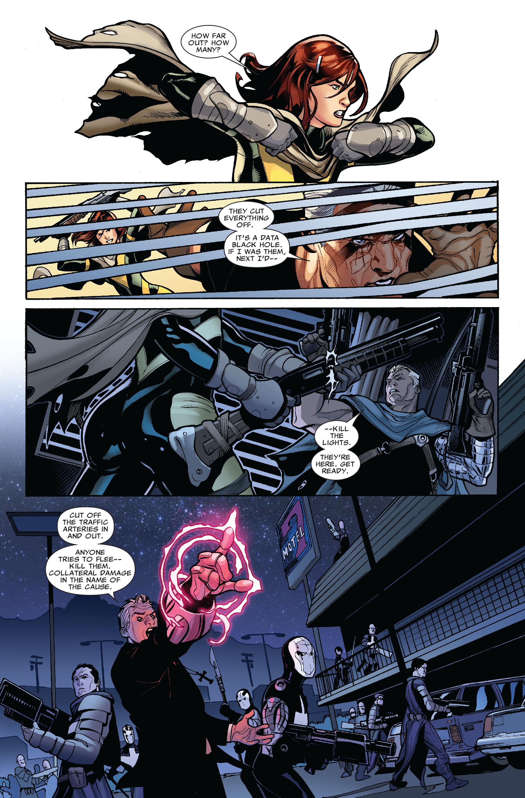 Read online Uncanny X-Men (1963) comic -  Issue #523 - 18