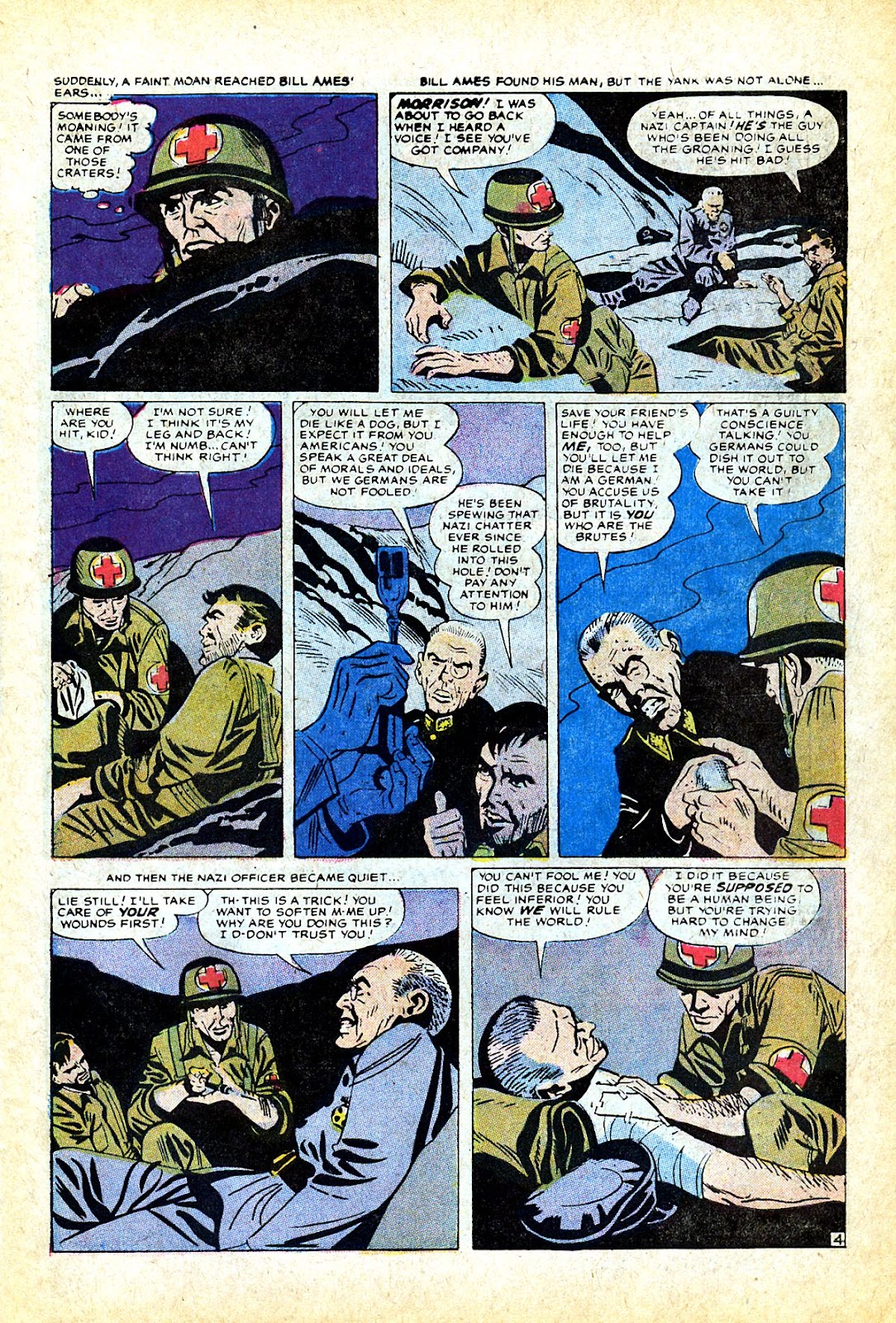 War Is Hell (1973) issue 4 - Page 7