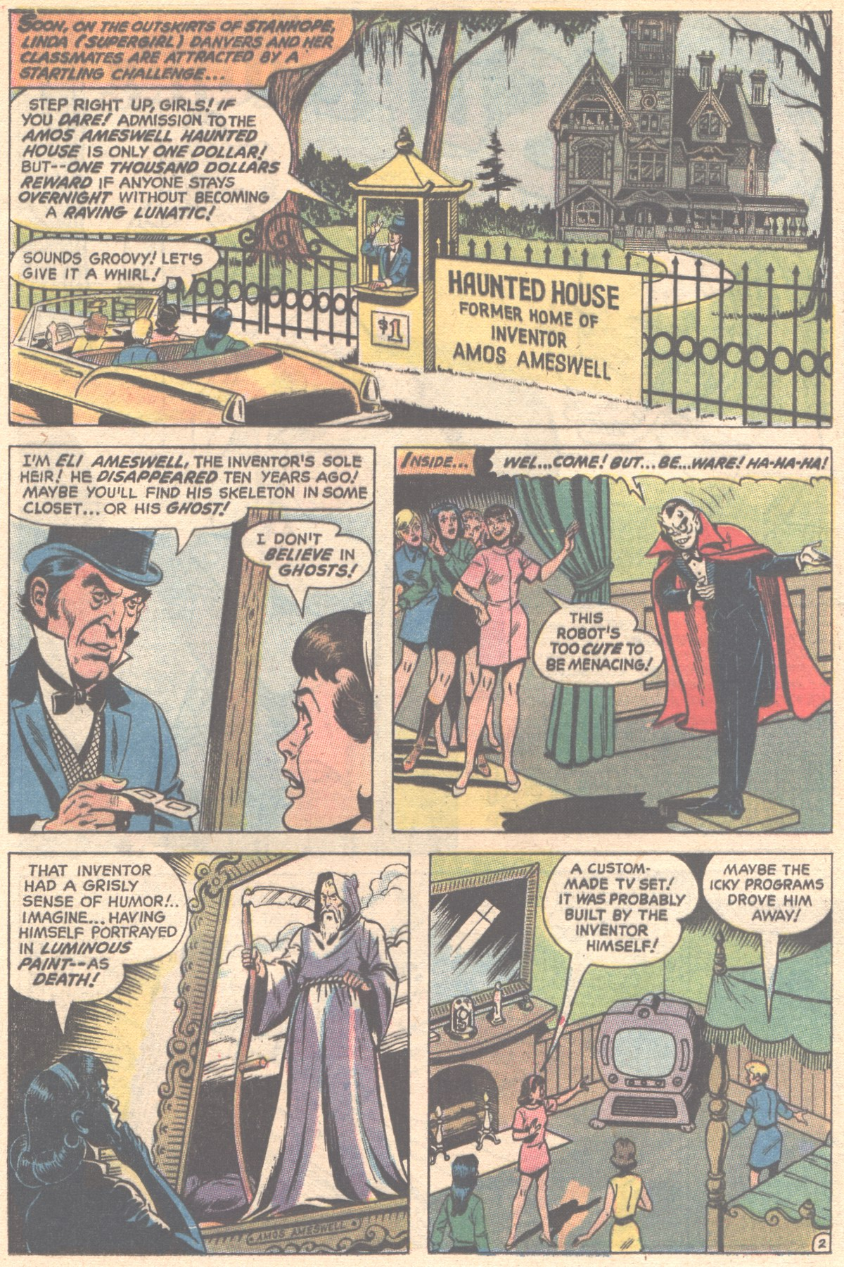 Read online Adventure Comics (1938) comic -  Issue #395 - 20
