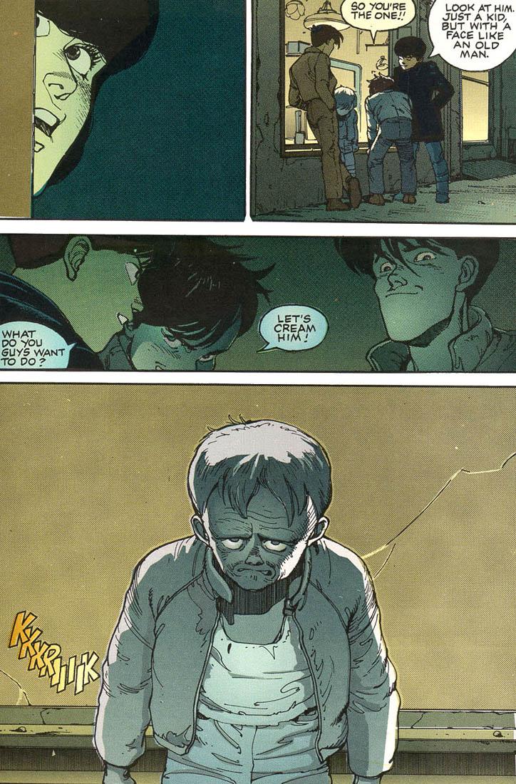 Read online Akira comic -  Issue #1 - 44