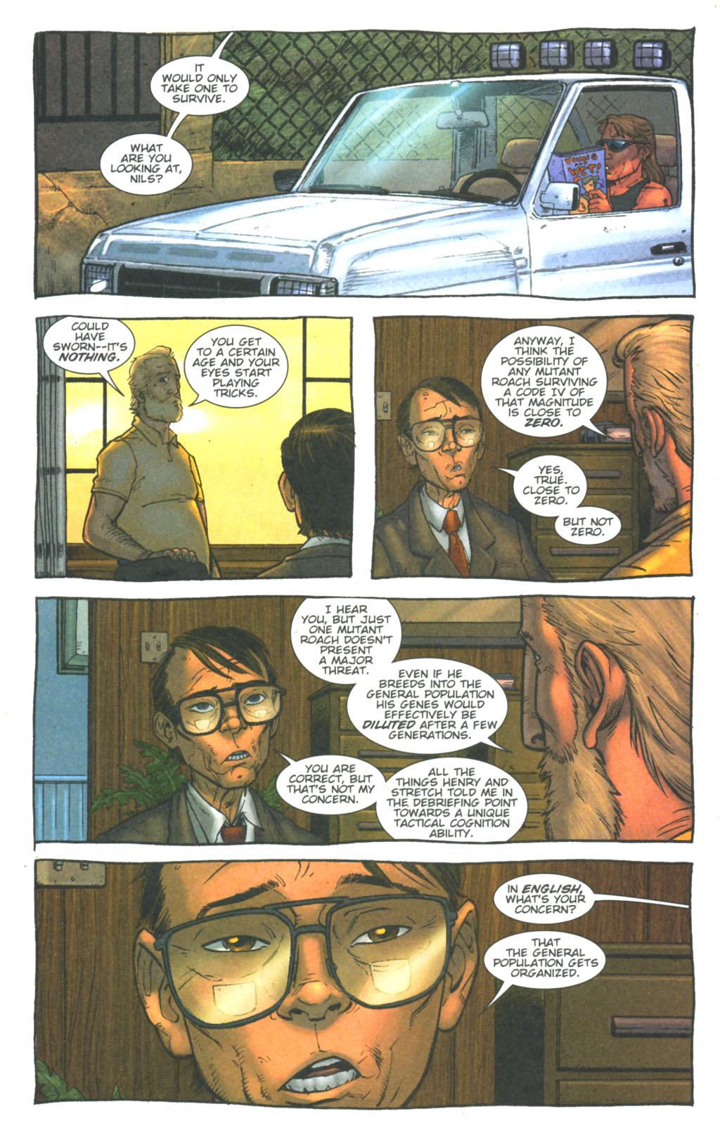 Read online The Exterminators comic -  Issue #6 - 16