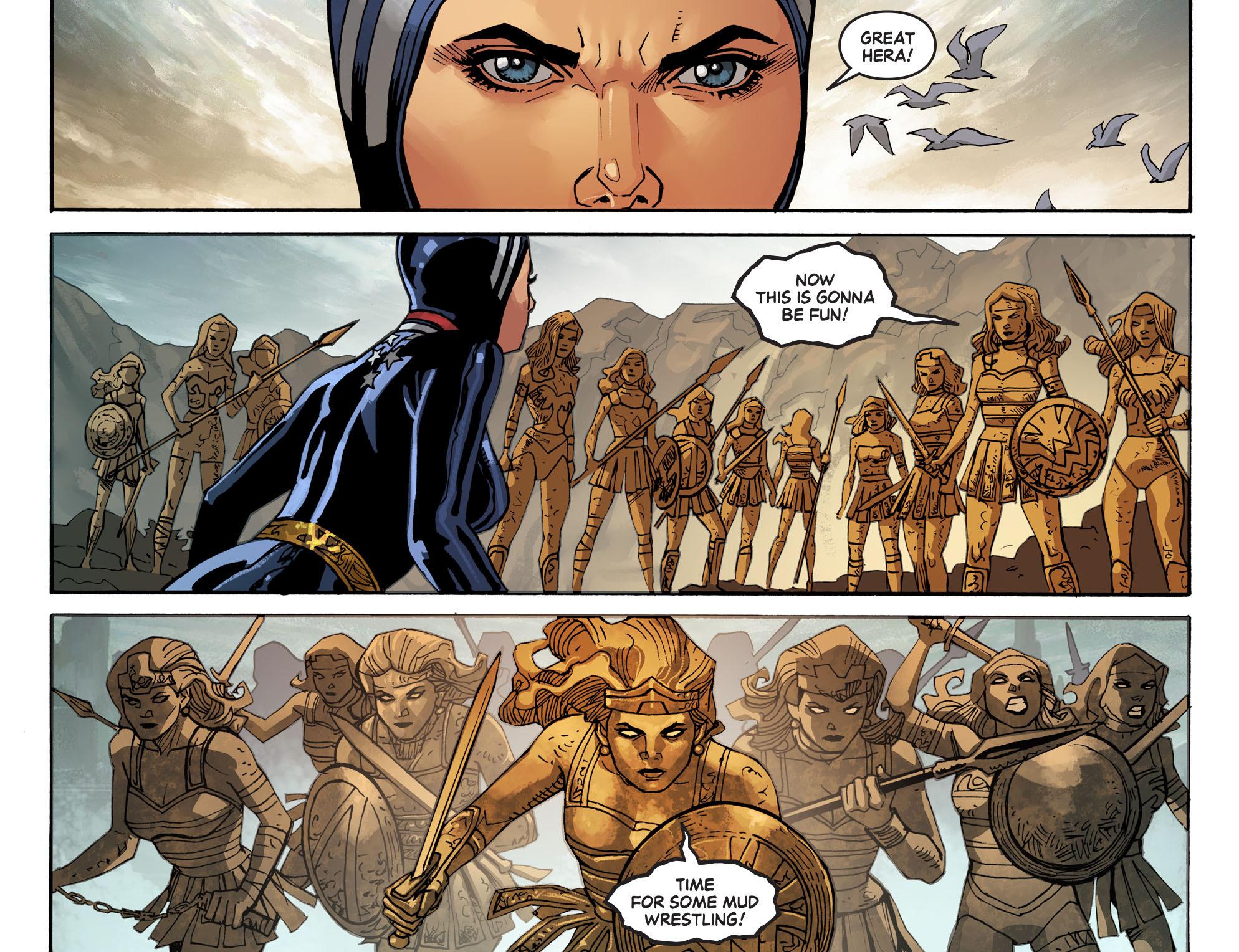 Read online Wonder Woman '77 [I] comic -  Issue #15 - 3