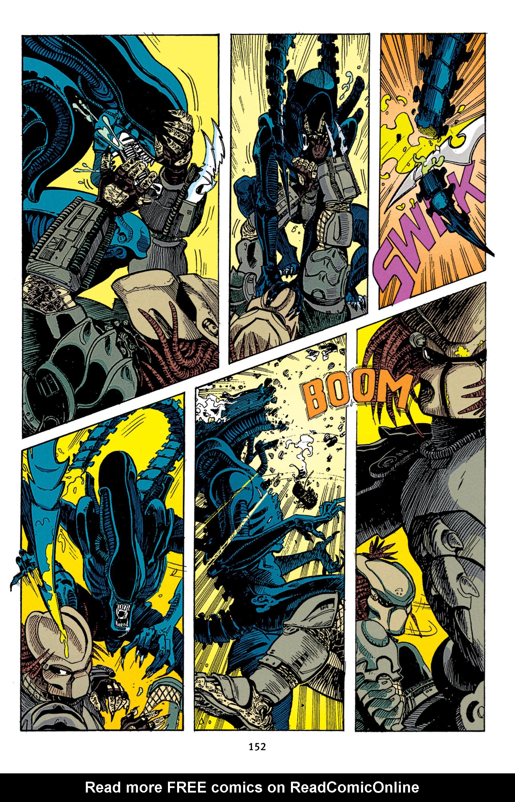 Read online Aliens vs. Predator Omnibus comic -  Issue # _TPB 1 Part 2 - 51