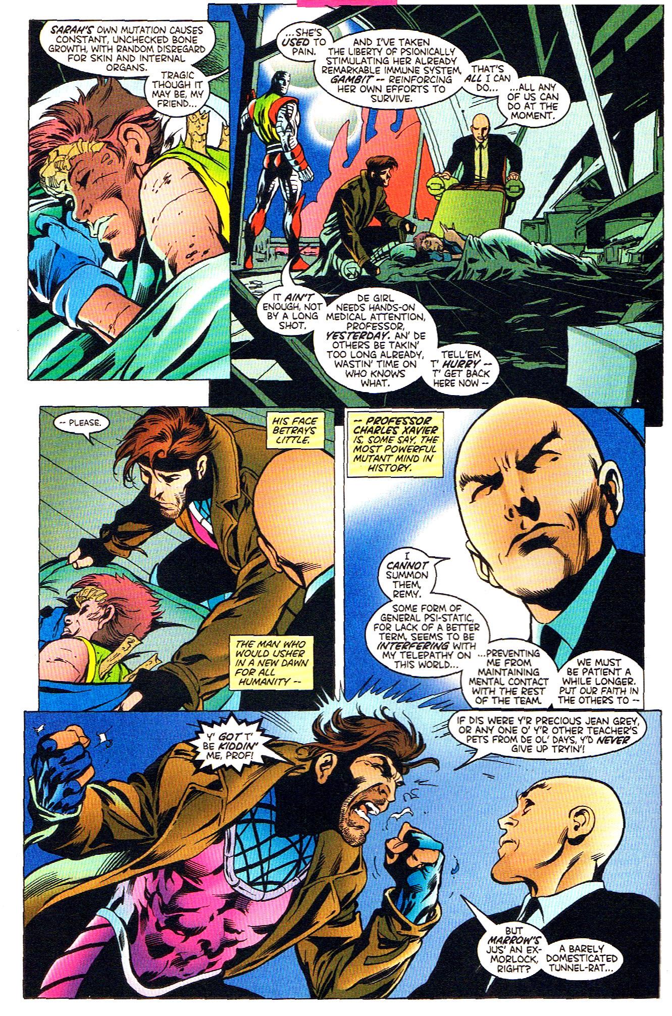 X-Men (1991) 89 Page 9