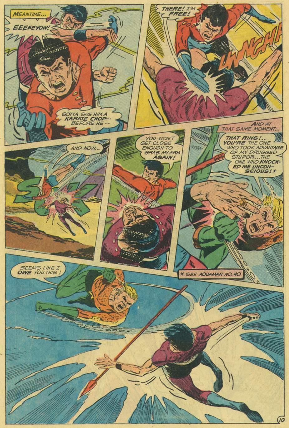 Read online Aquaman (1962) comic -  Issue #48 - 14