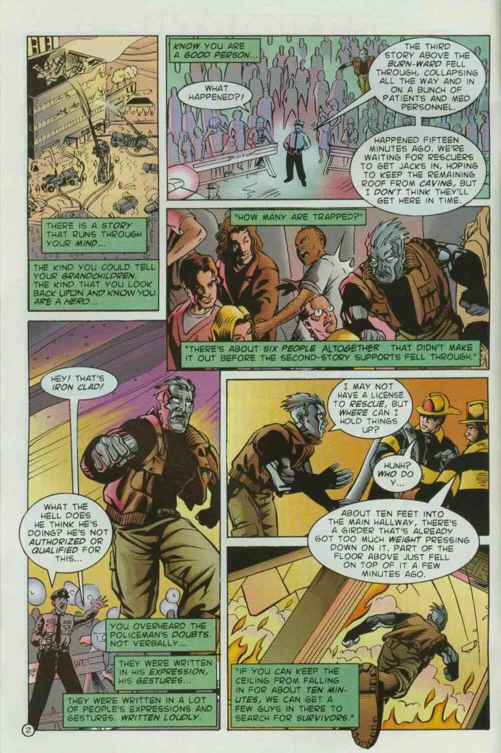 Read online Ultraverse Premiere comic -  Issue #7 - 4