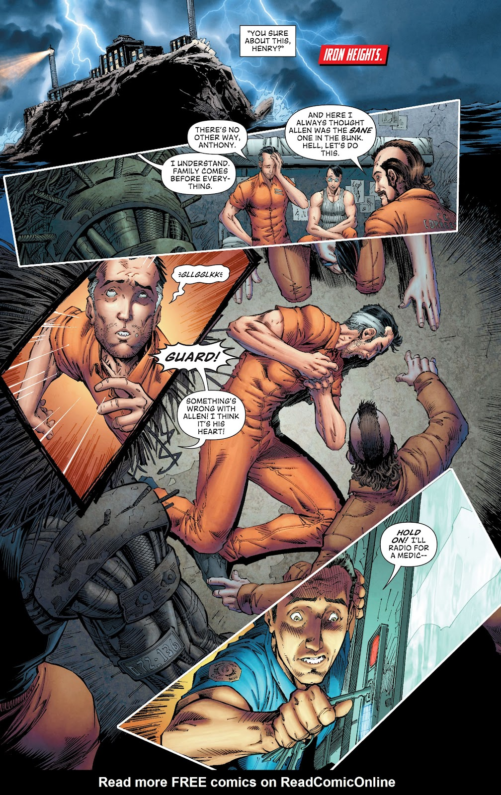 Read online The Flash (2011) comic -  Issue # _TPB 8 (Part 1) - 23