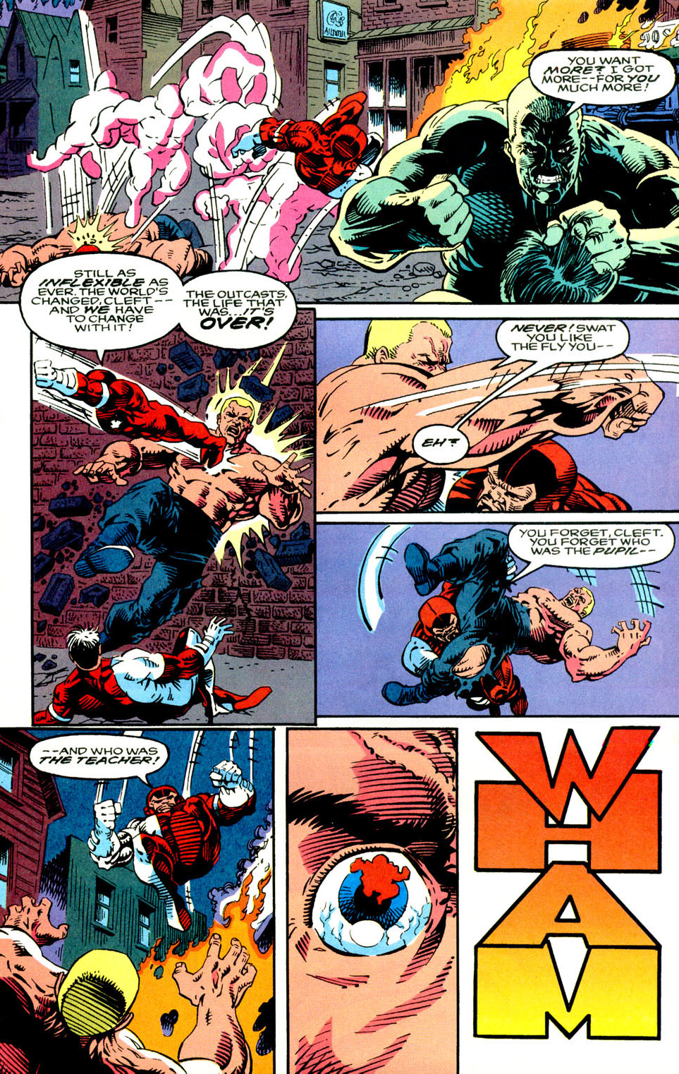 Read online Alpha Flight (1983) comic -  Issue #123 - 22