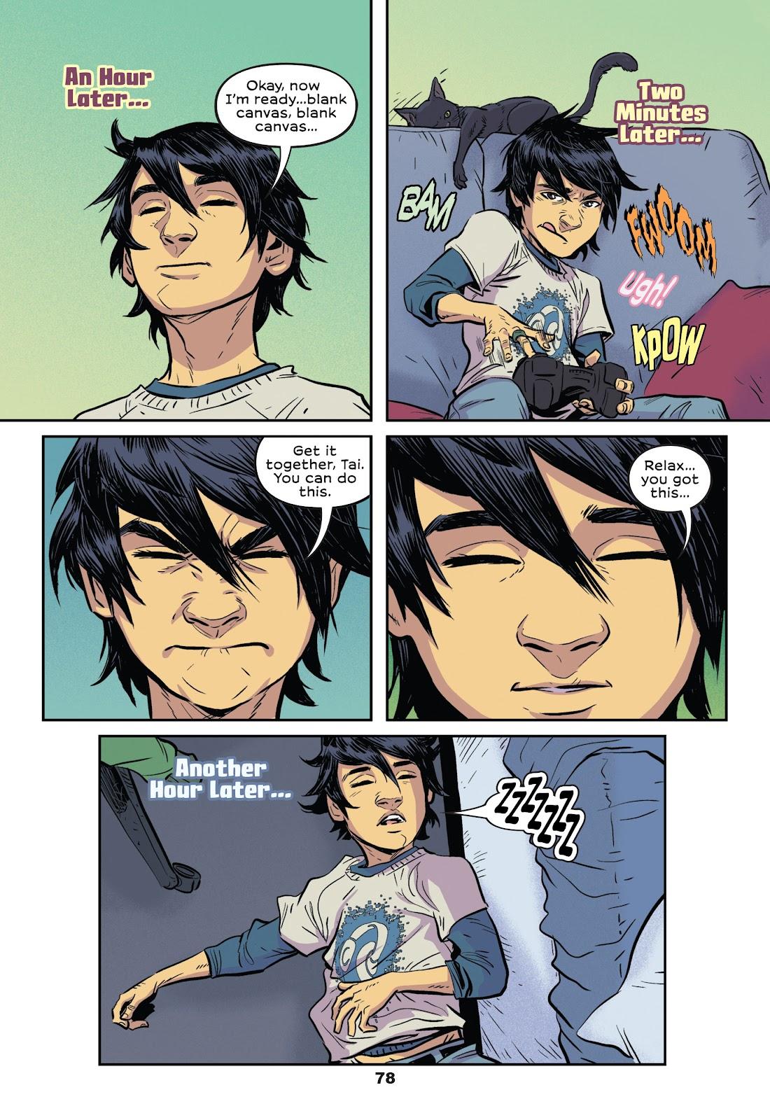Read online Green Lantern: Legacy comic -  Issue # TPB - 76