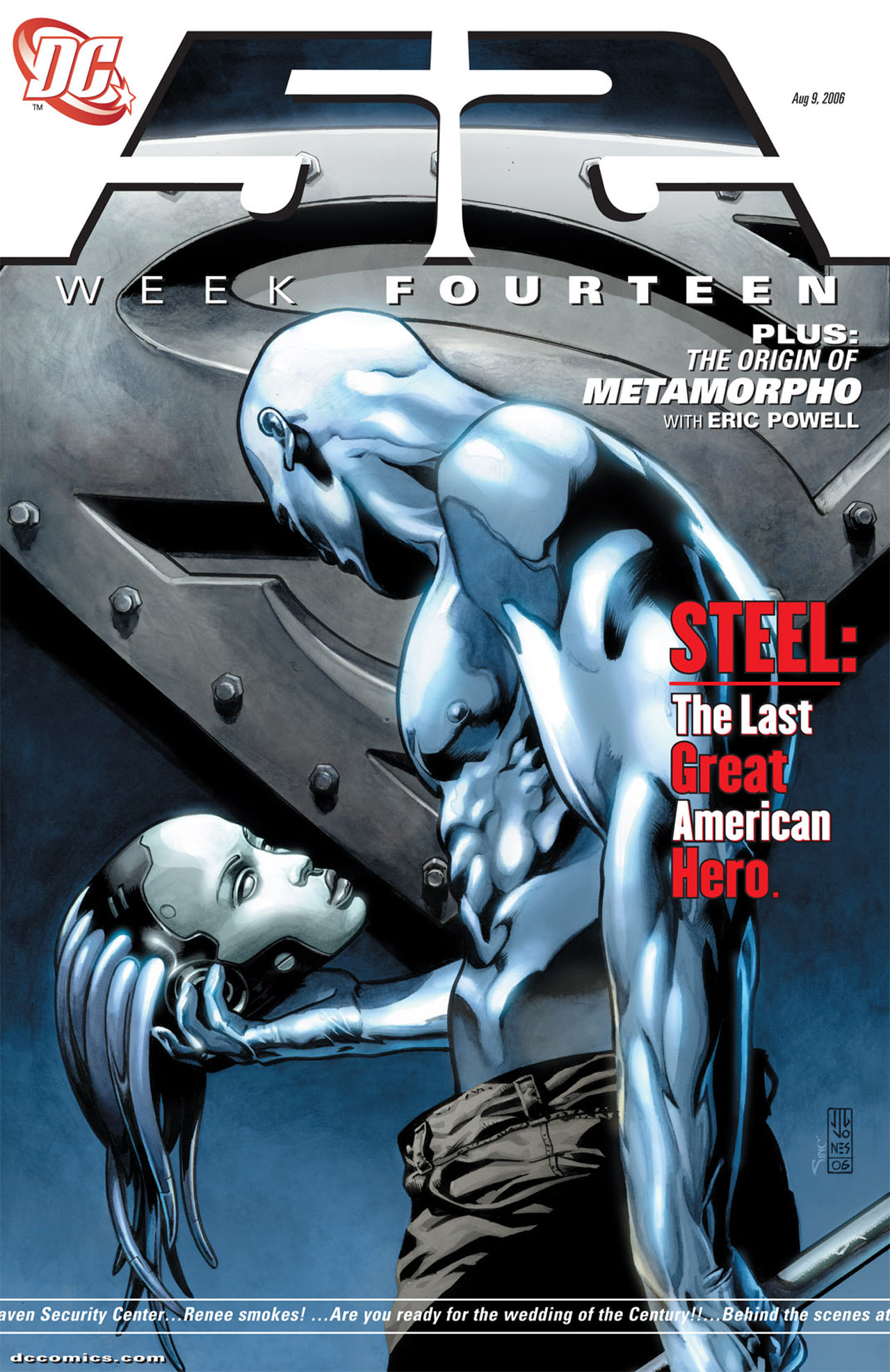 Read online 52 comic -  Issue #14 - 1