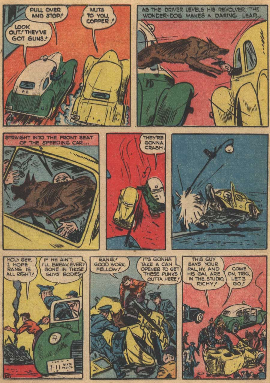 Blue Ribbon Comics (1939) issue 16 - Page 22