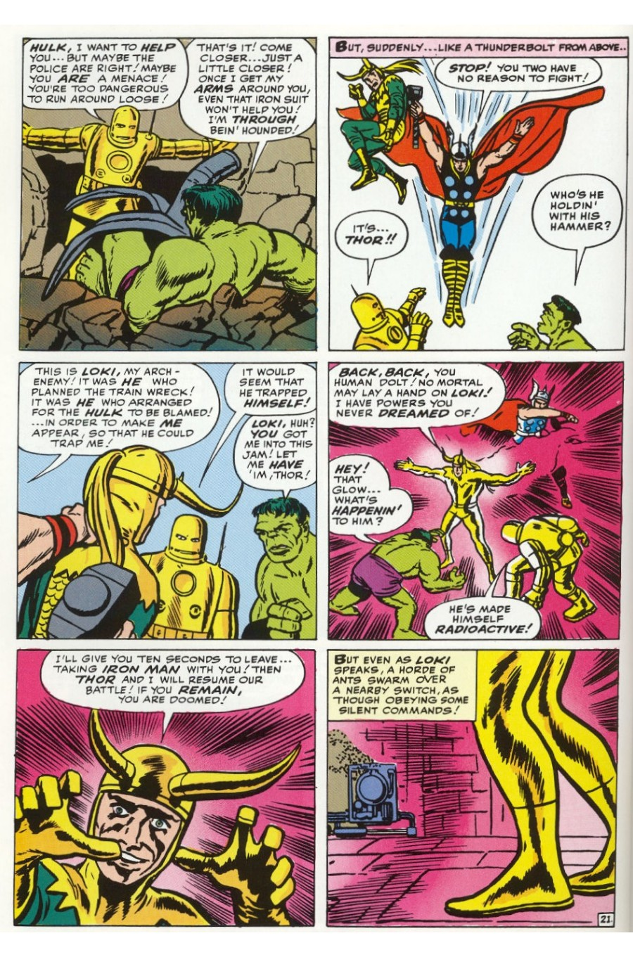 The Avengers (1963) 1 Page 21