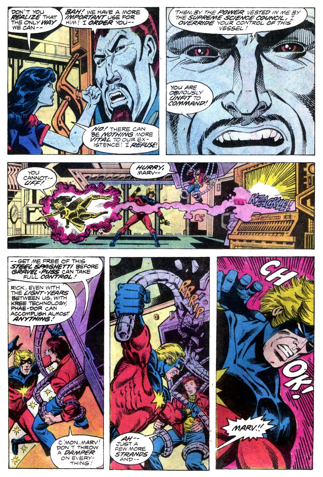 Captain Marvel (1968) issue 52 - Page 10