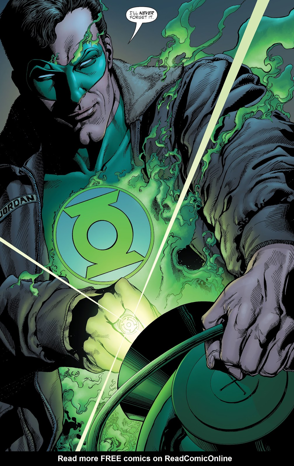 Read online Green Lantern by Geoff Johns comic -  Issue # TPB 1 (Part 2) - 53