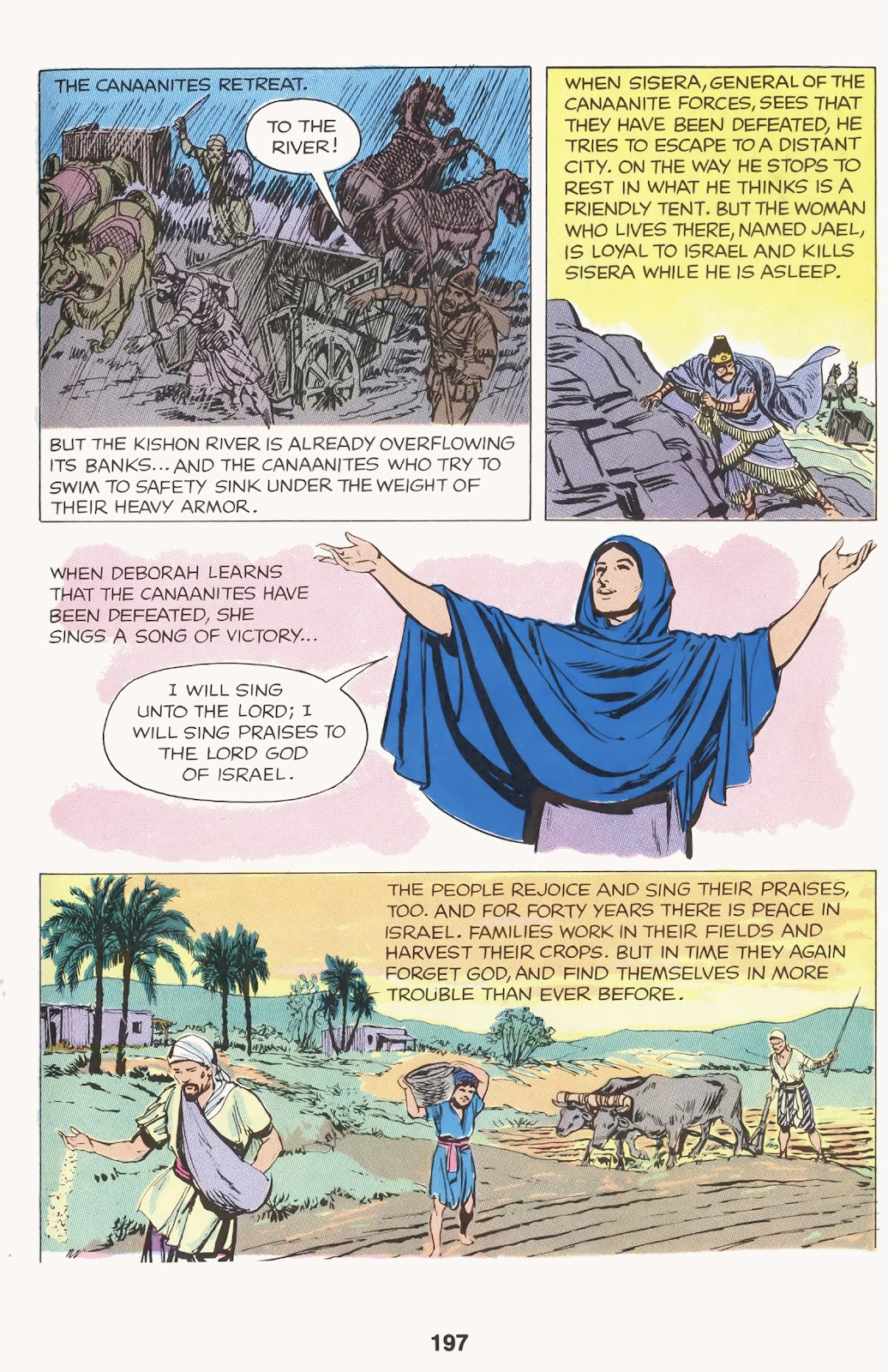 The Picture Bible issue TPB (Part 2) - Page 100