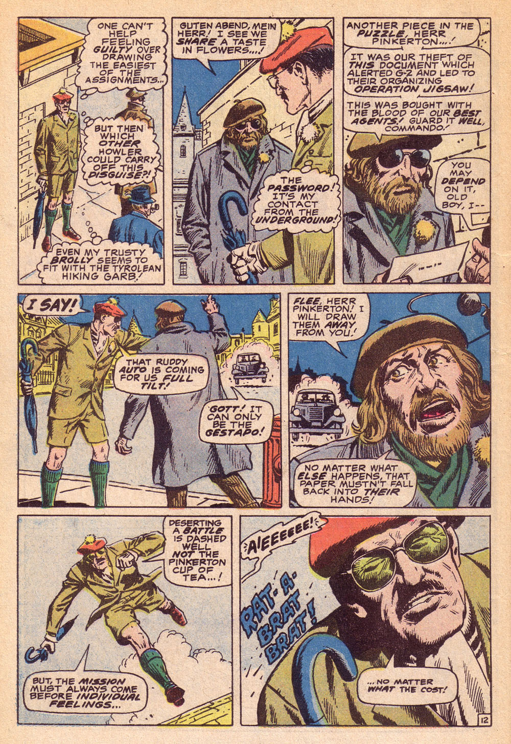 Read online Sgt. Fury comic -  Issue #74 - 18