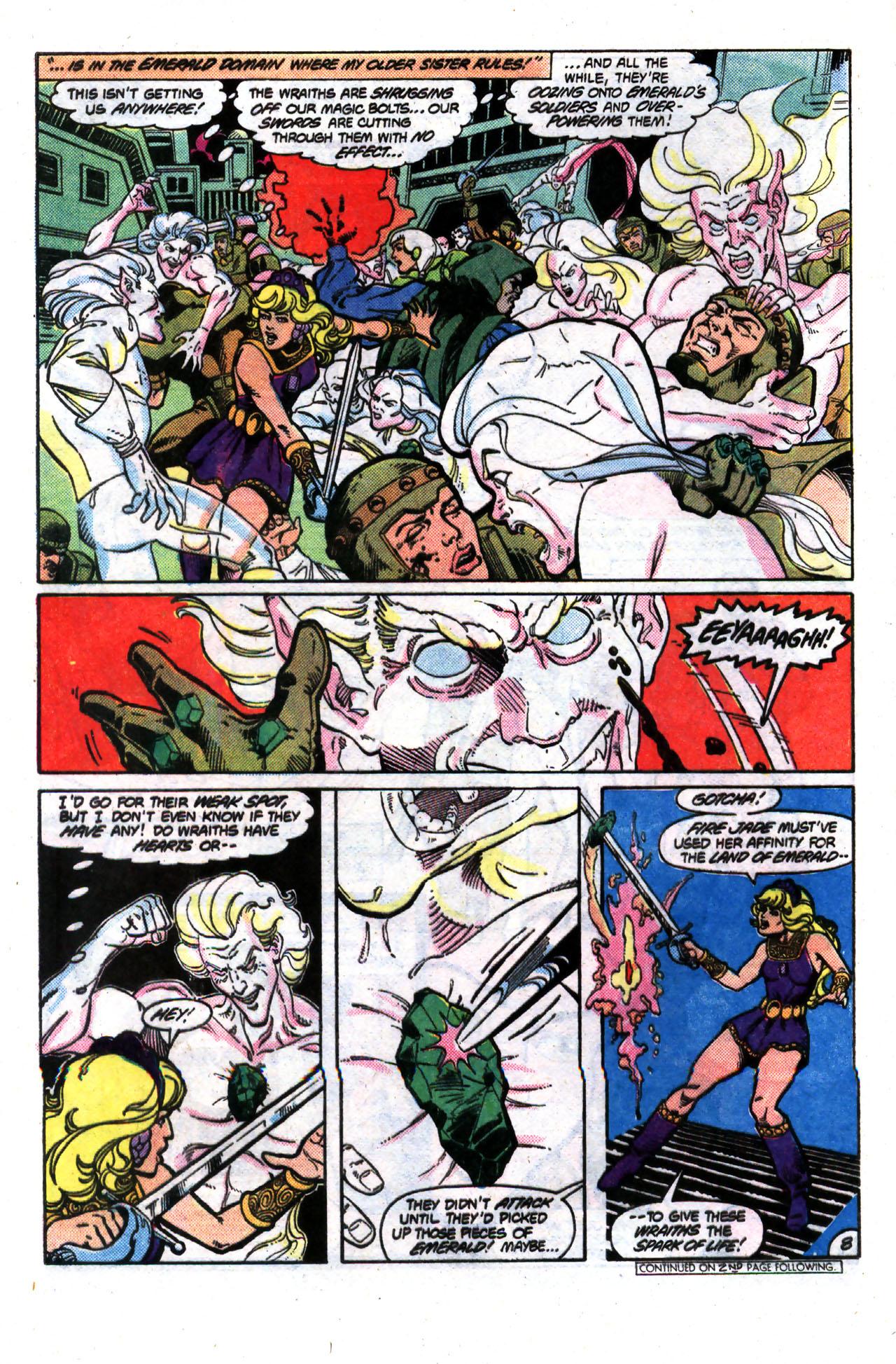 Read online Amethyst (1985) comic -  Issue #8 - 8