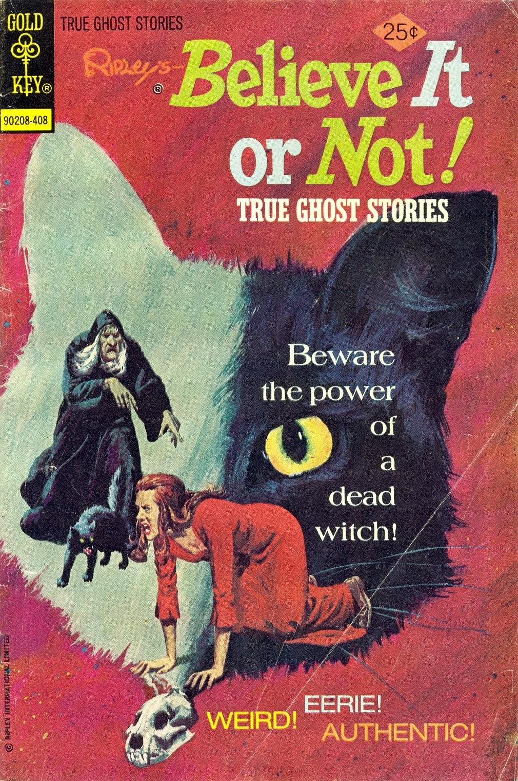 Ripleys Believe it or Not! (1965) 49 Page 1