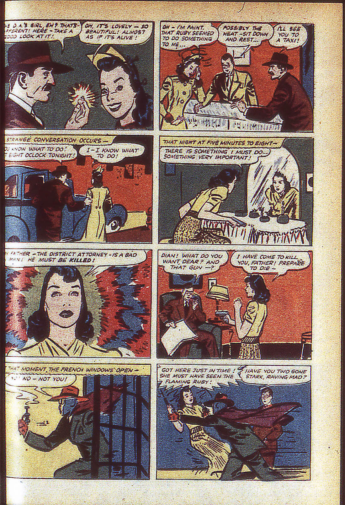 Read online Adventure Comics (1938) comic -  Issue #59 - 58
