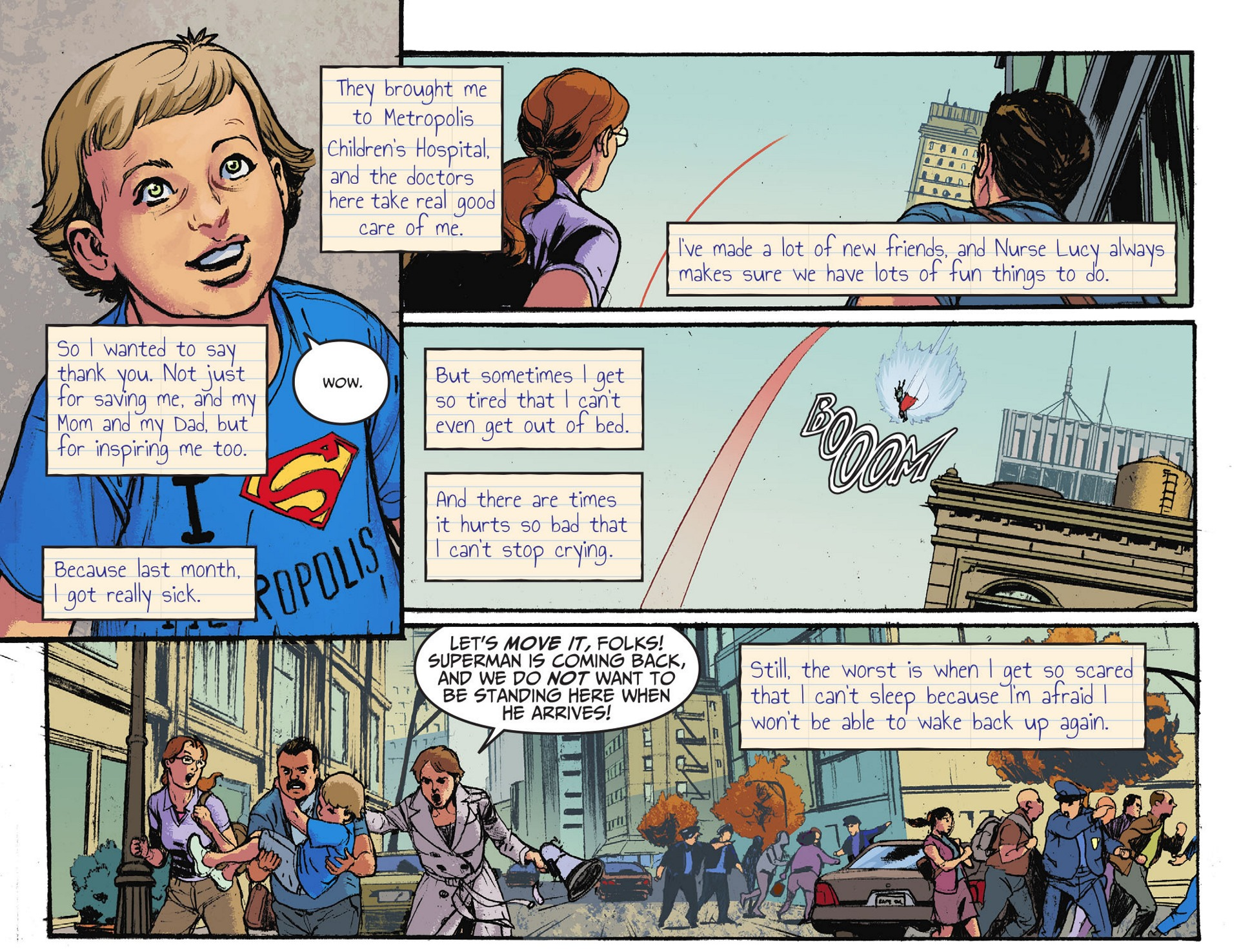Read online Adventures of Superman [I] comic -  Issue #28 - 15