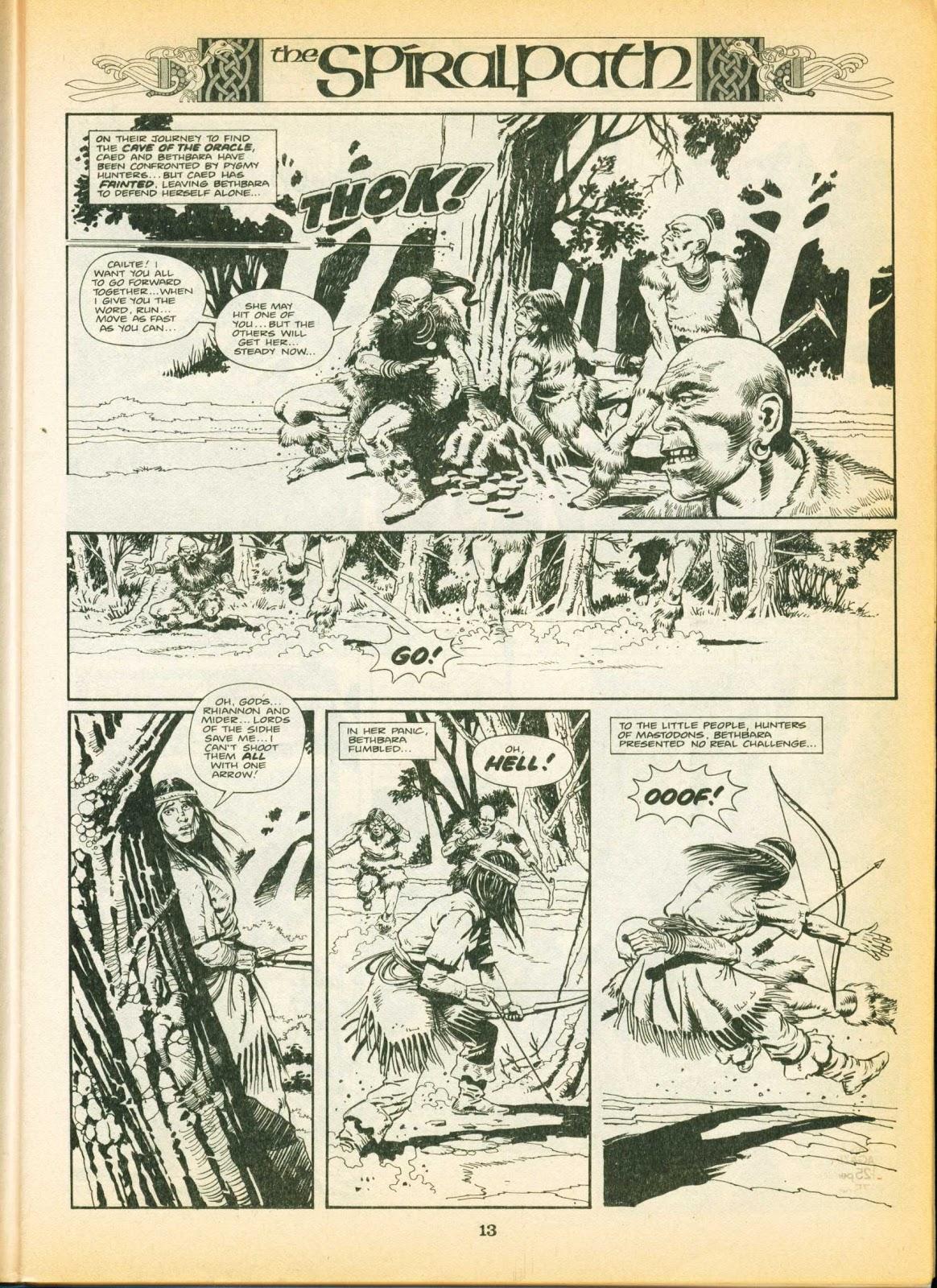 Warrior Issue #7 #8 - English 13