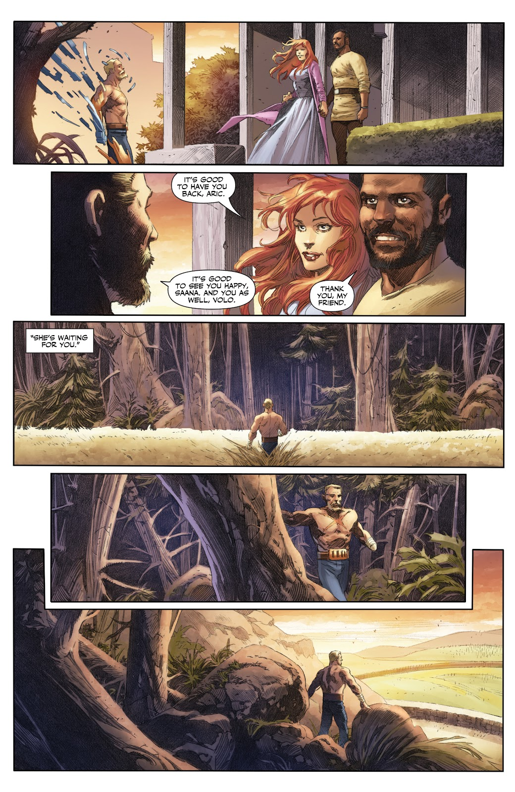 Read online X-O Manowar (2017) comic -  Issue #26 - 21