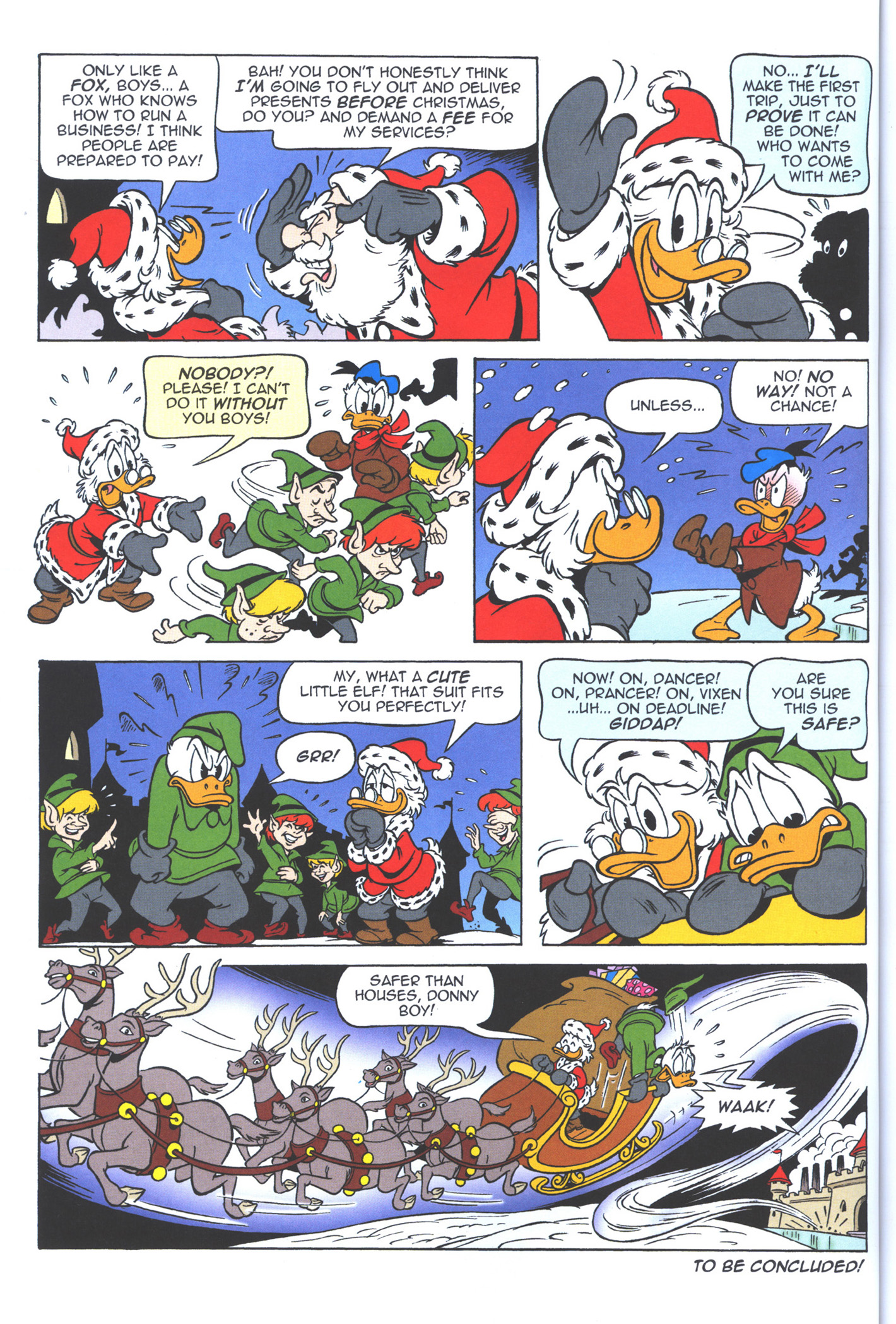 Read online Uncle Scrooge (1953) comic -  Issue #382 - 34