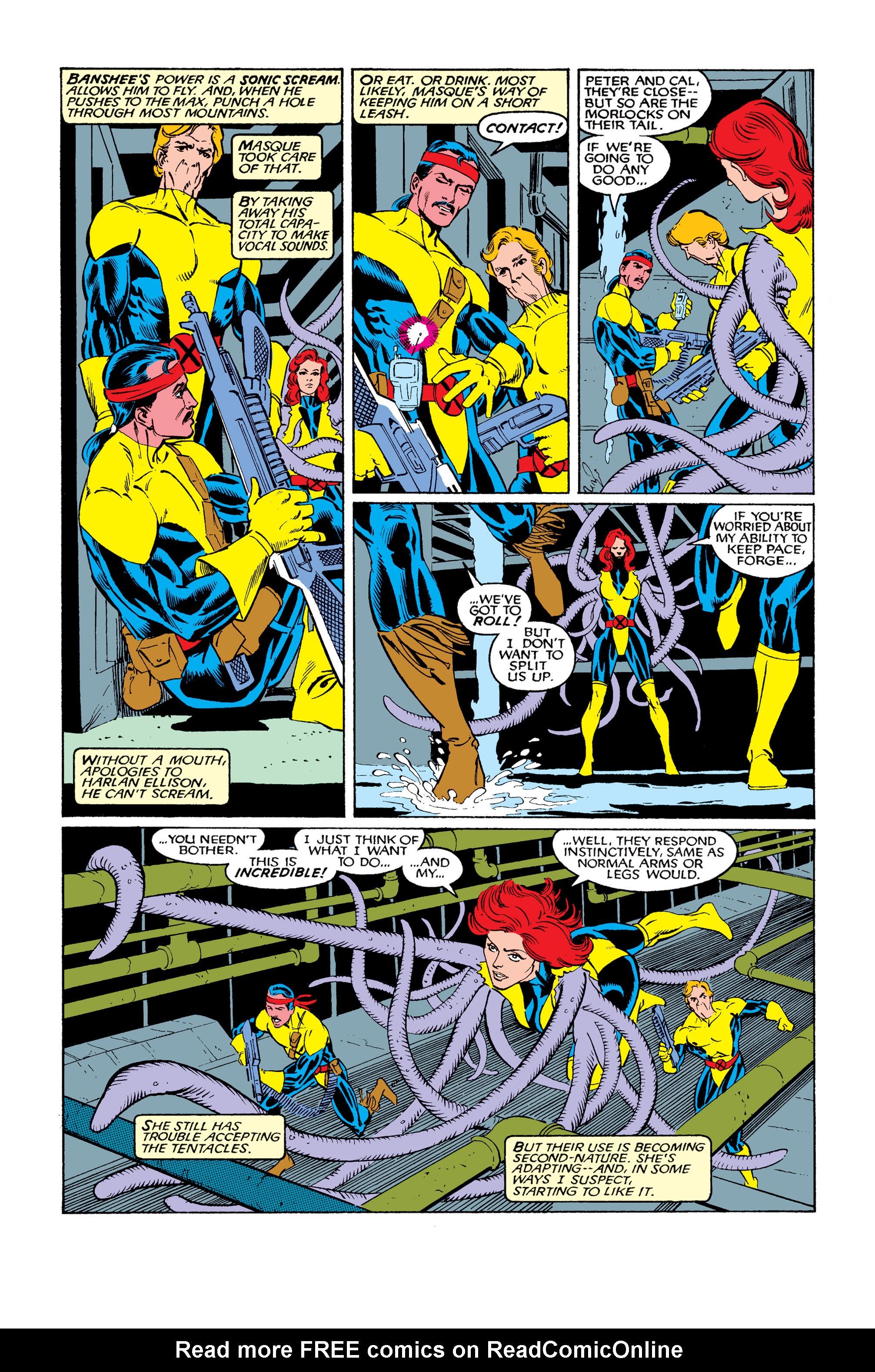 Read online Uncanny X-Men (1963) comic -  Issue #263 - 14