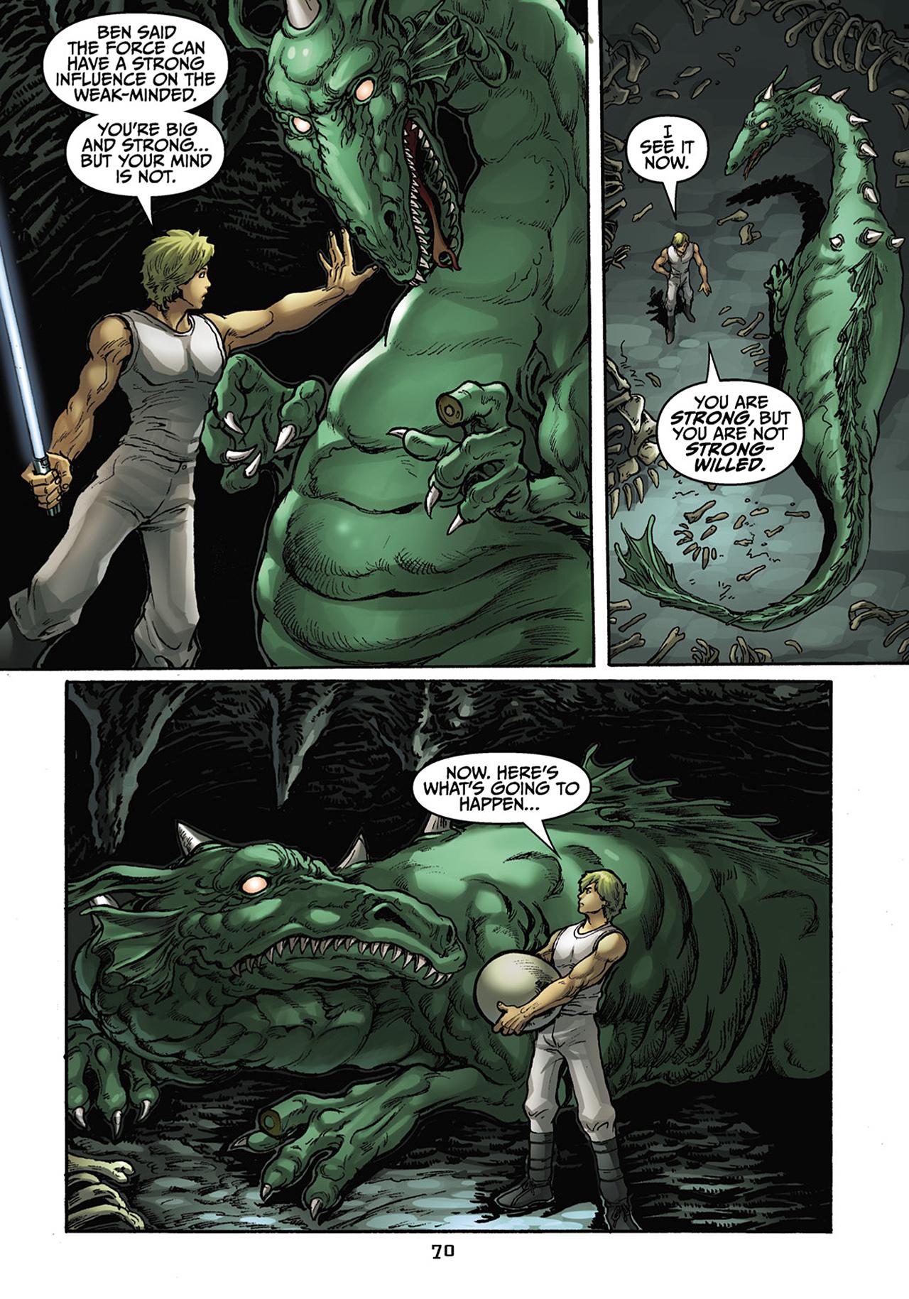 Read online Star Wars Omnibus comic -  Issue # Vol. 33 - 232