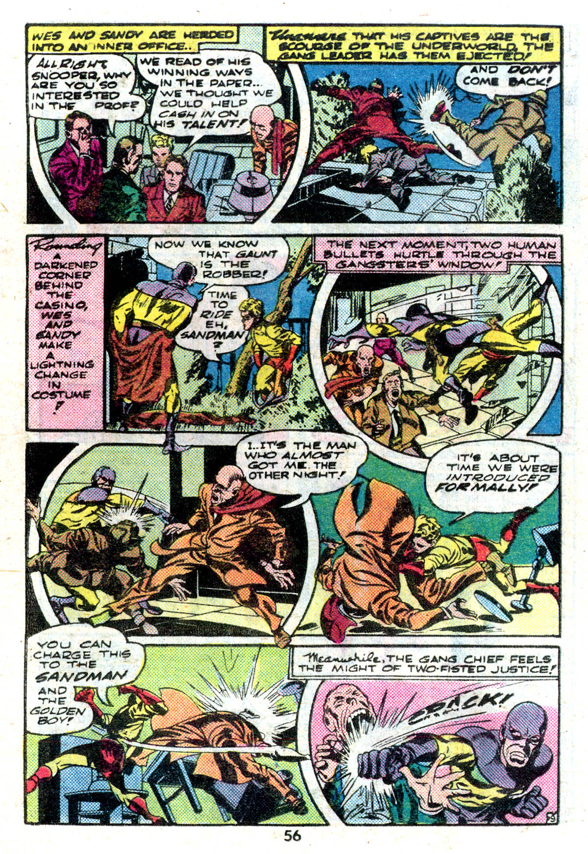 Read online Adventure Comics (1938) comic -  Issue #498 - 56