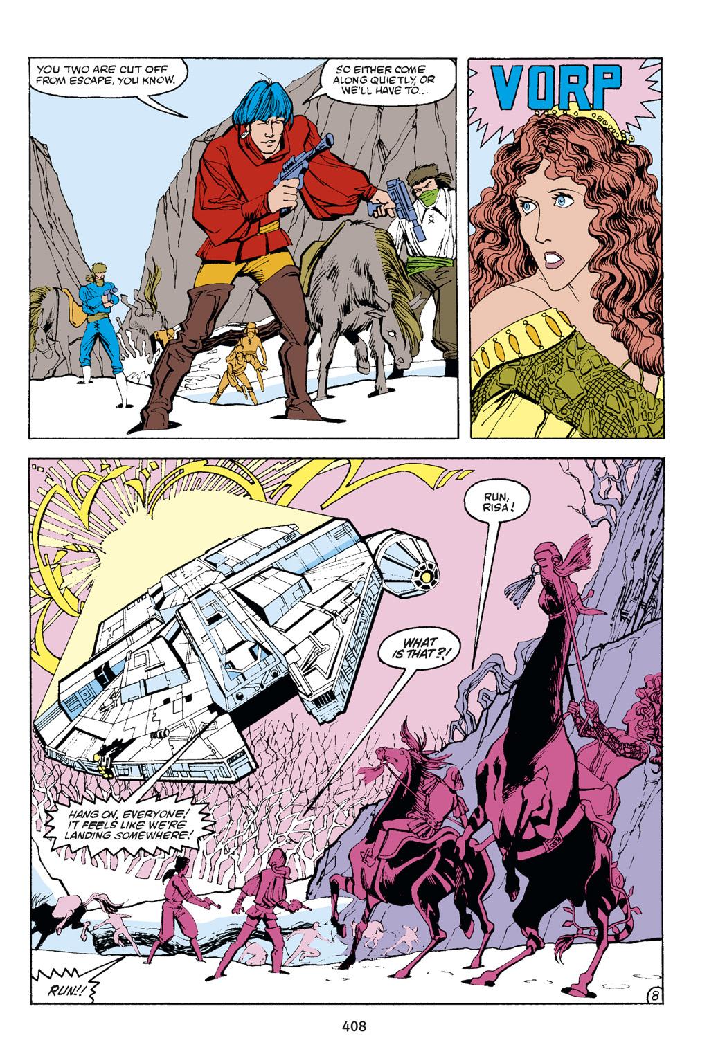 Read online Star Wars Omnibus comic -  Issue # Vol. 21.5 - 135