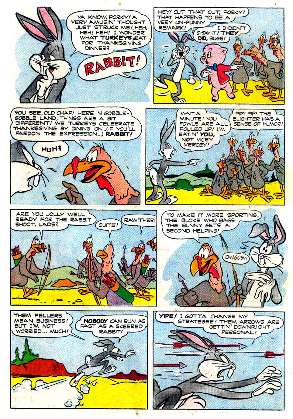 Four Color Comics issue 366 - Page 22