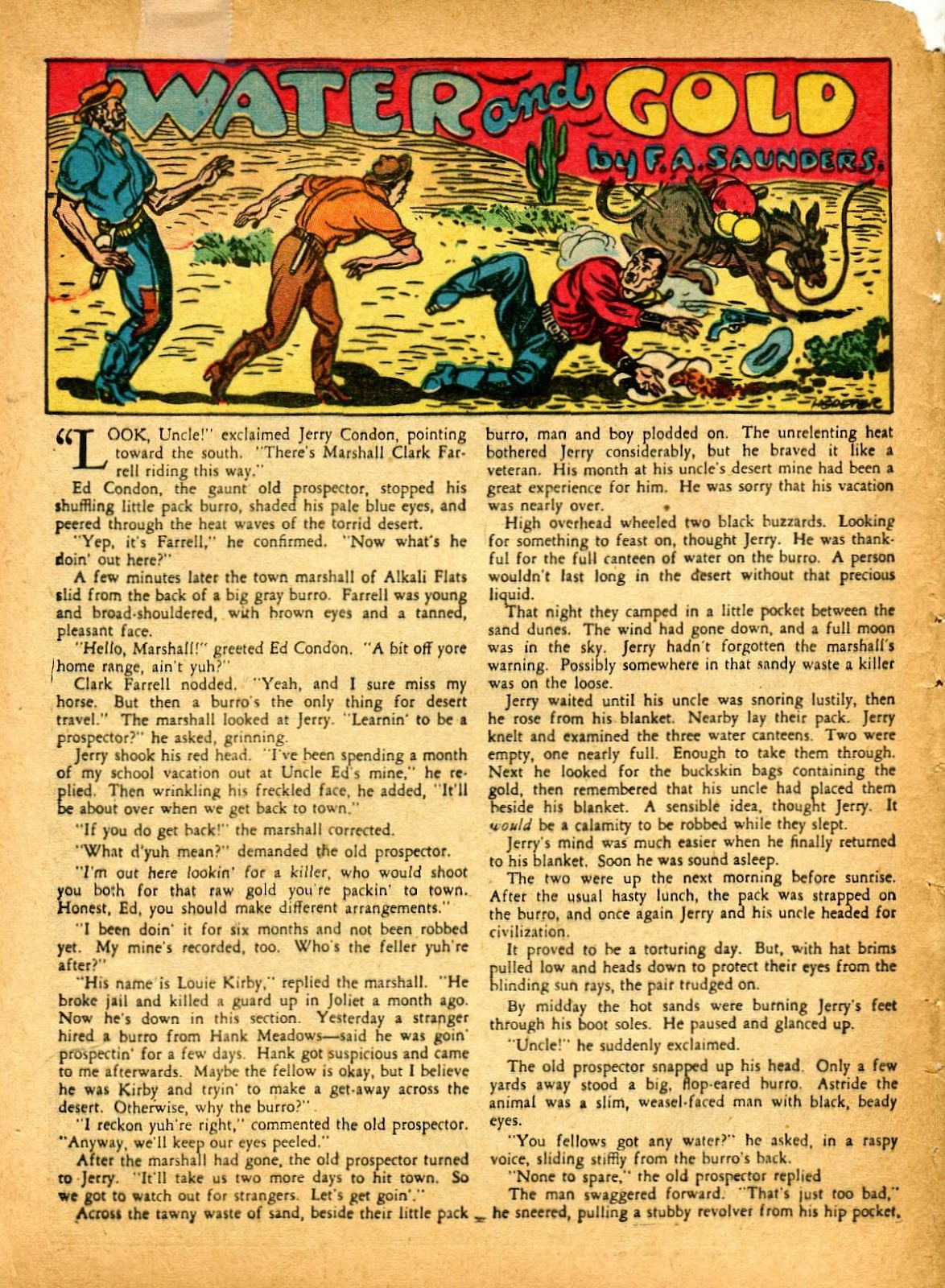 Read online Famous Funnies comic -  Issue #84 - 60
