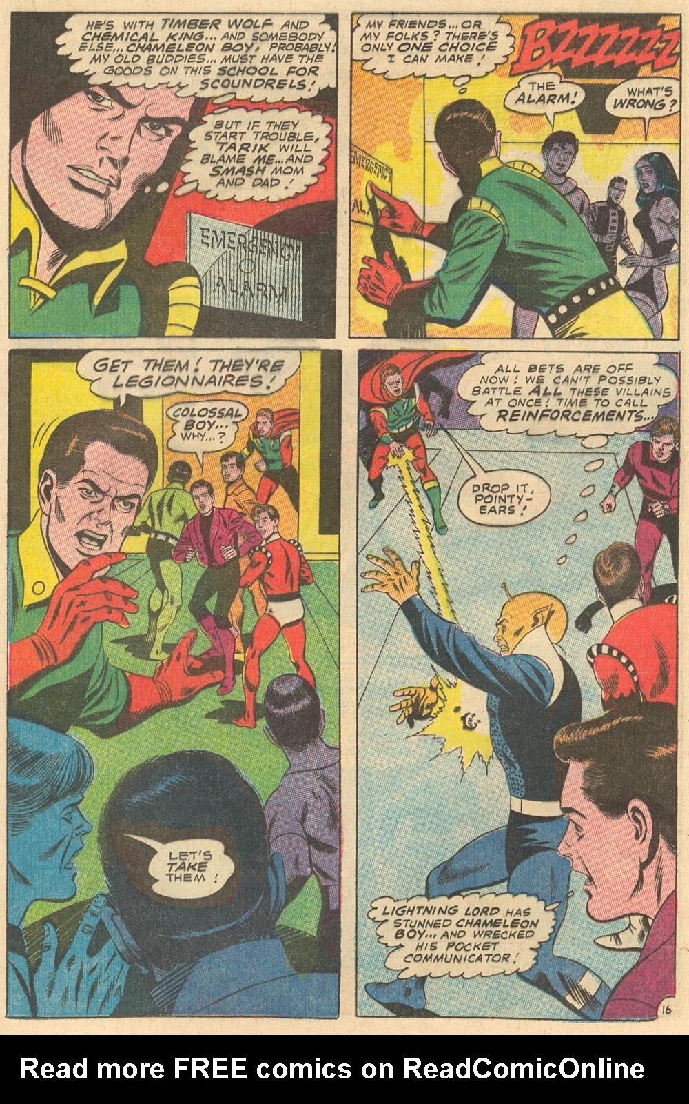 Read online Adventure Comics (1938) comic -  Issue #372 - 20