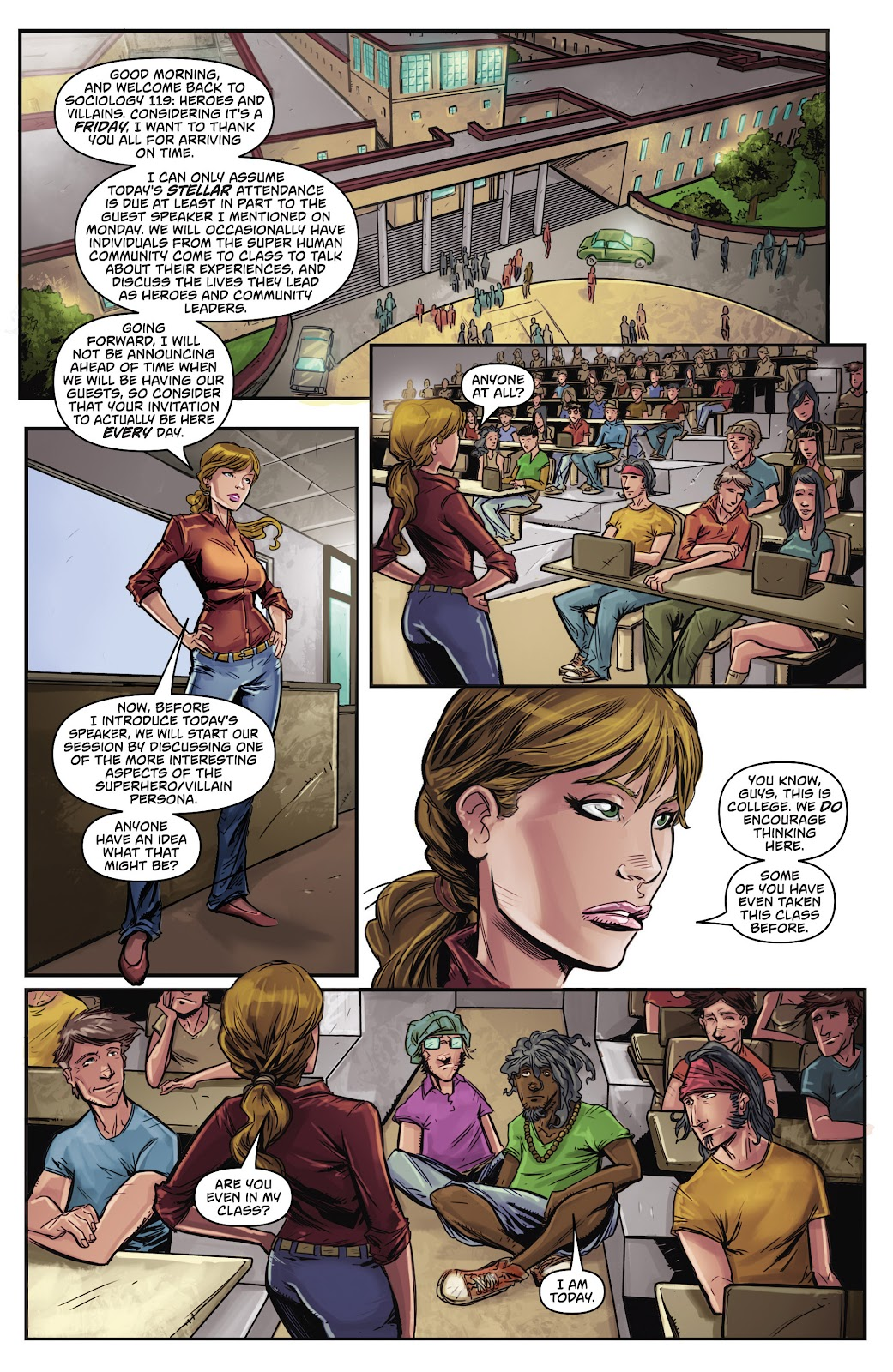 Read online Critter (2015) comic -  Issue #2 - 4