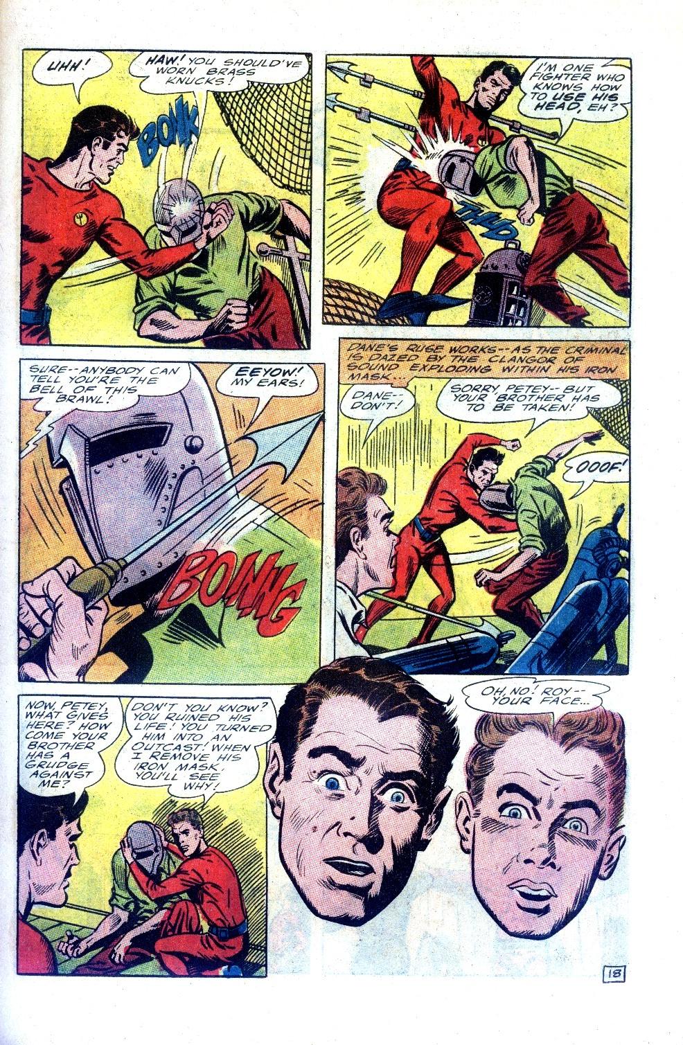 Read online Sea Devils comic -  Issue #27 - 24