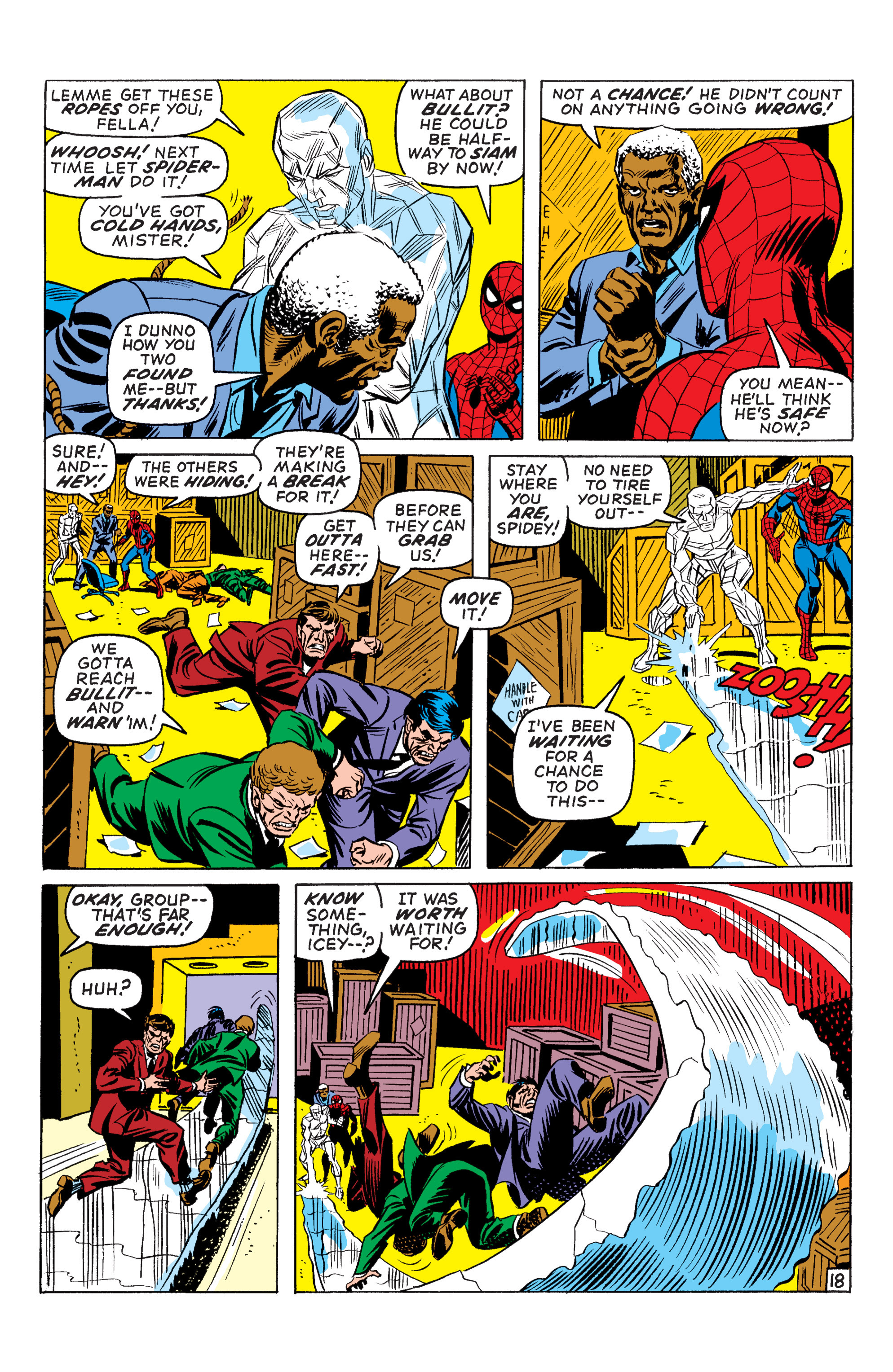 The Amazing Spider-Man (1963) 92 Page 17