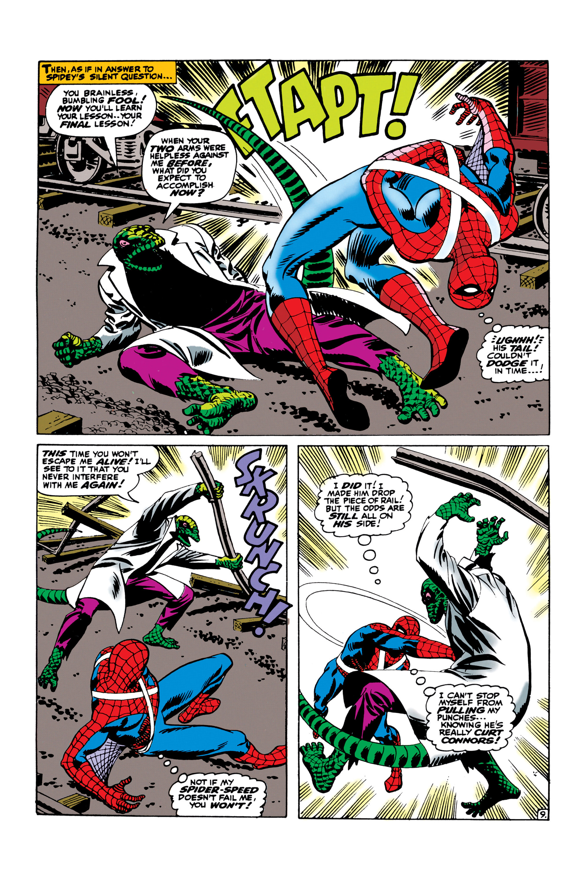 The Amazing Spider-Man (1963) 45 Page 9