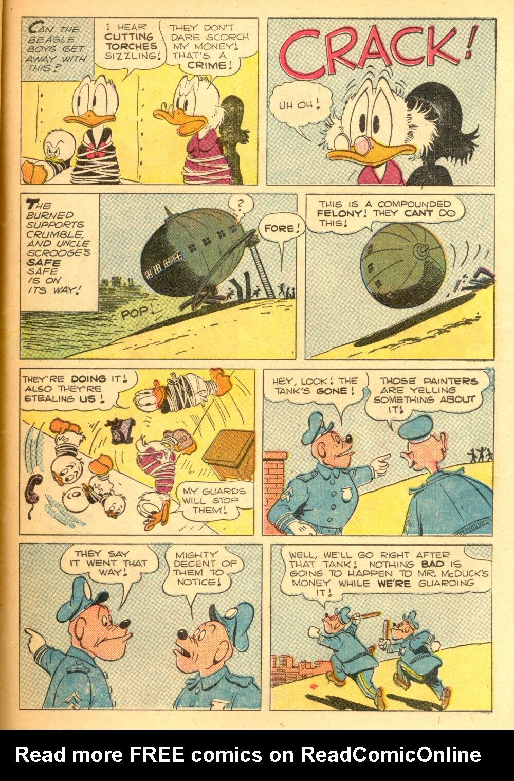 Read online Uncle Scrooge (1953) comic -  Issue #3 - 31