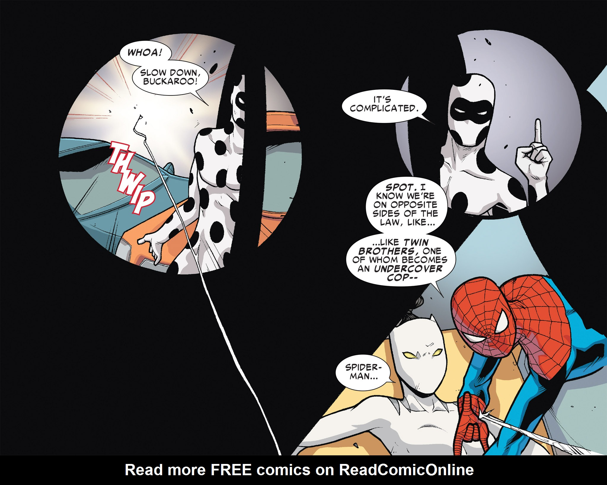 Read online Ultimate Spider-Man (Infinite Comics) (2016) comic -  Issue #6 - 28