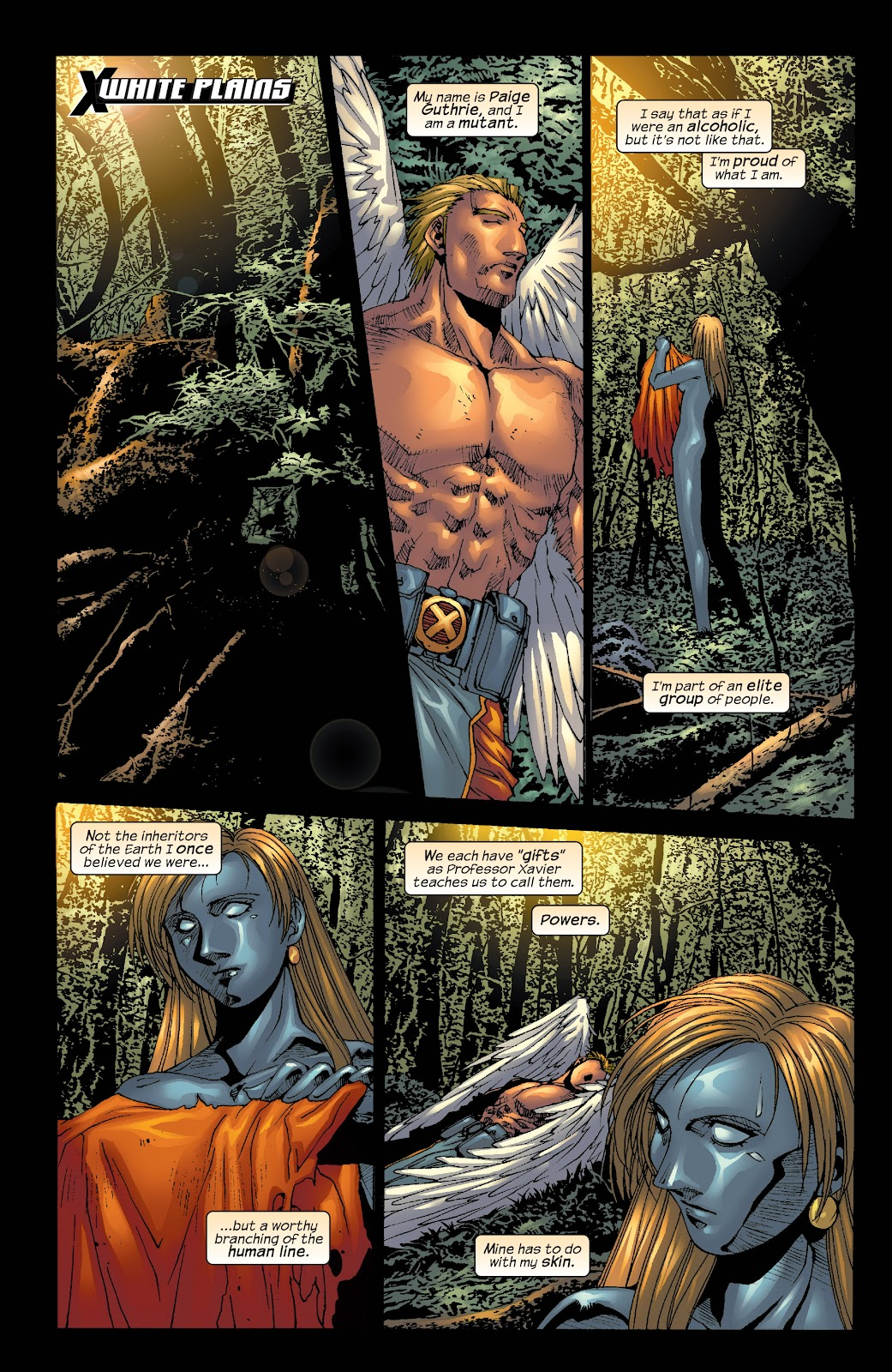 Read online X-Men: Unstoppable comic -  Issue # TPB (Part 3) - 47