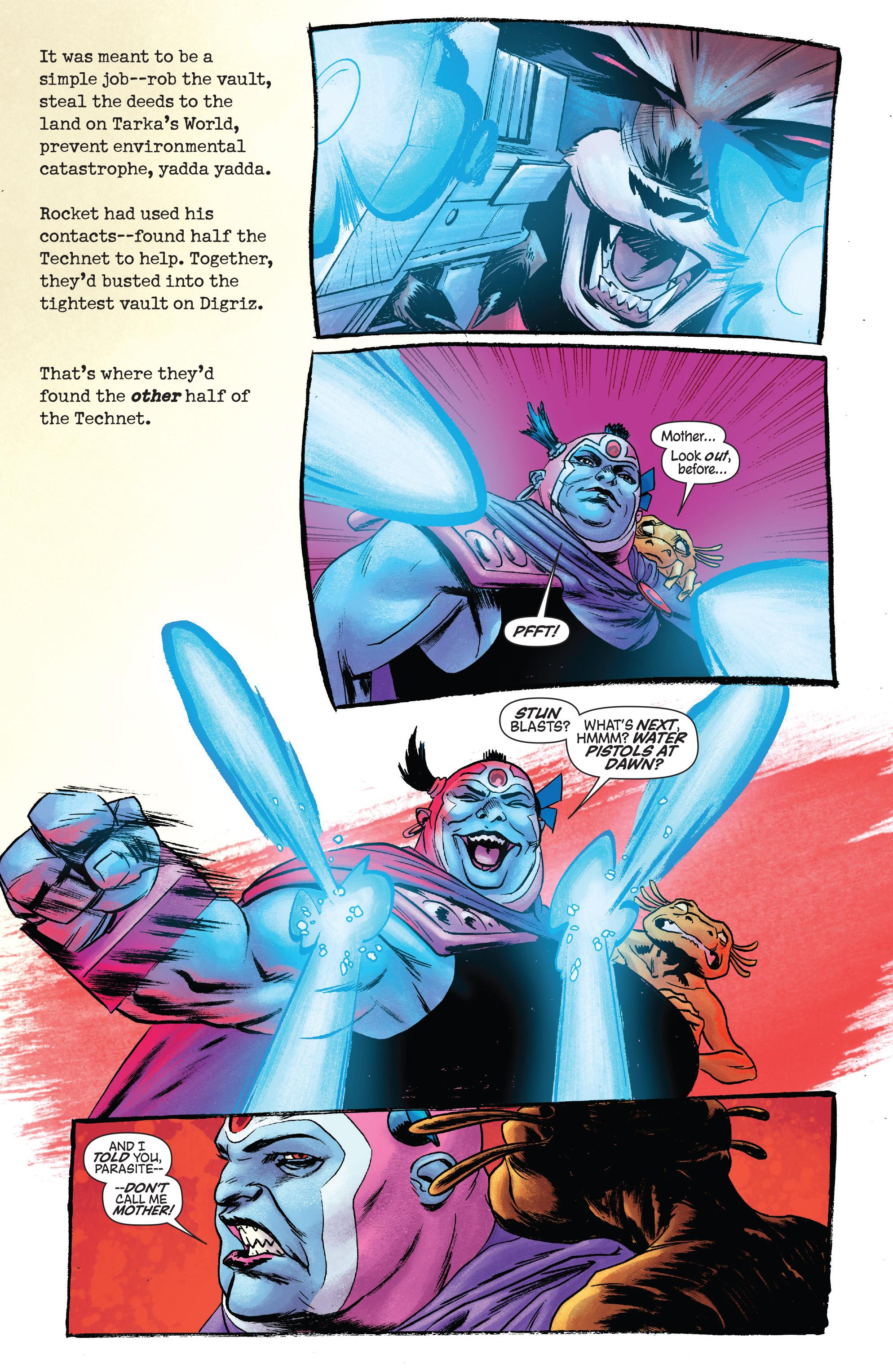 Read online Rocket comic -  Issue #2 - 4