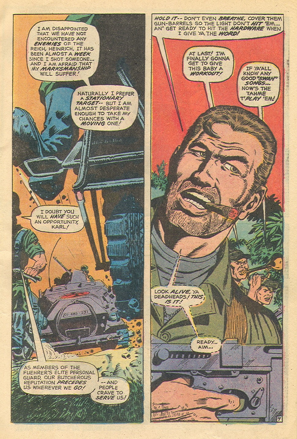 Read online Sgt. Fury comic -  Issue #92 - 9
