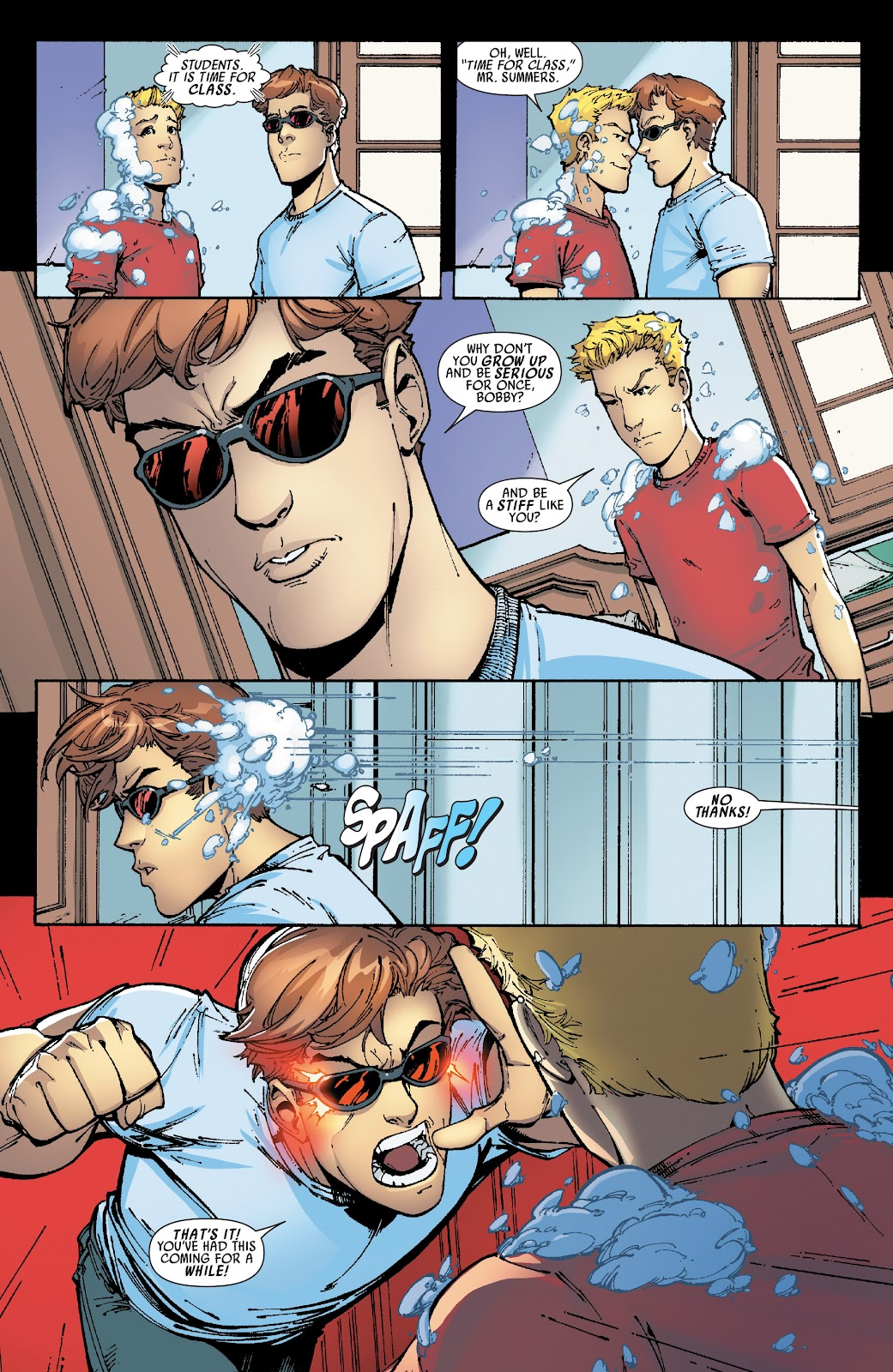 World War Hulks: Spider-Man vs. Thor Issue #1 #1 - English 33