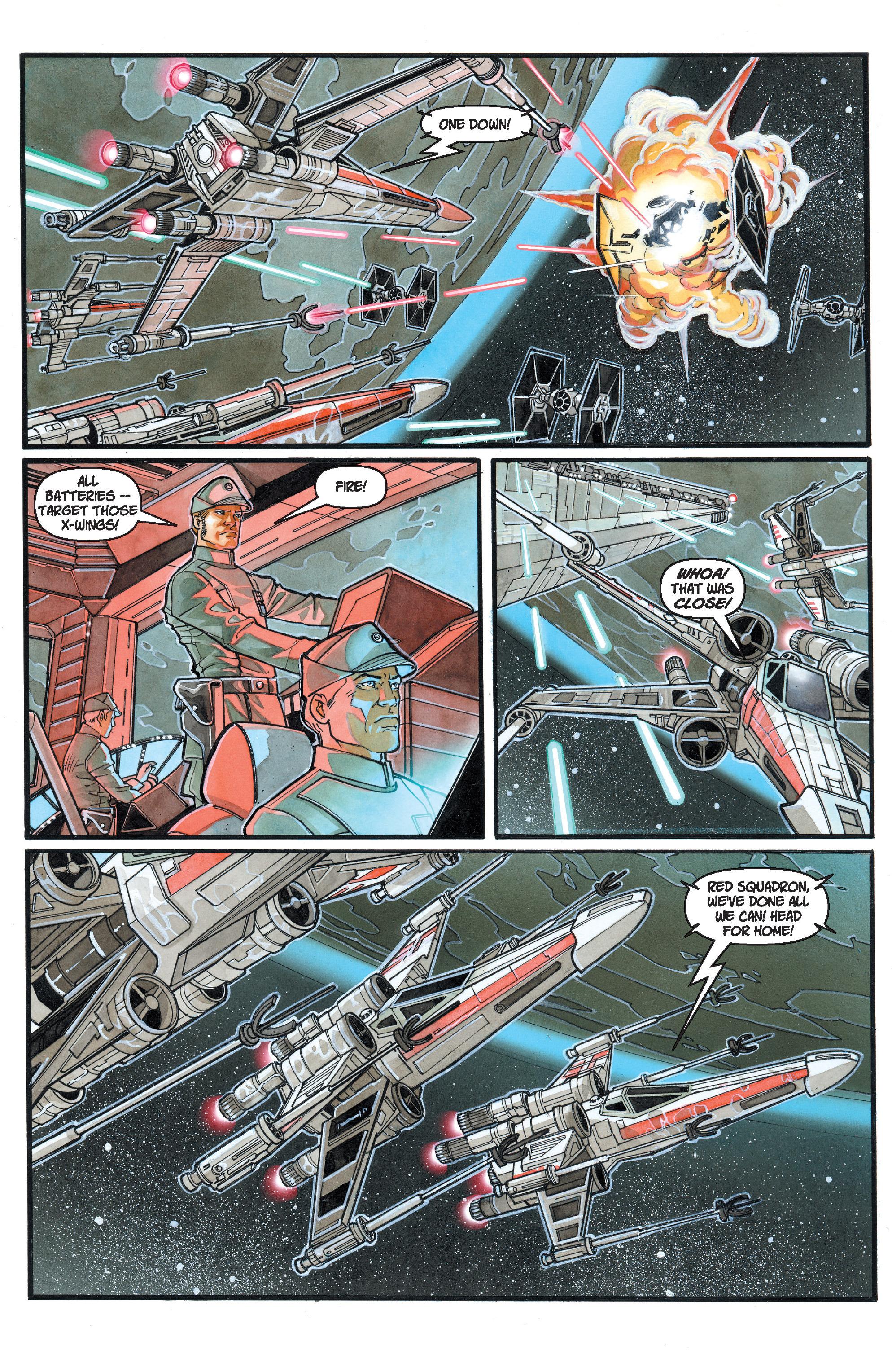 Read online Star Wars Omnibus comic -  Issue # Vol. 22 - 214