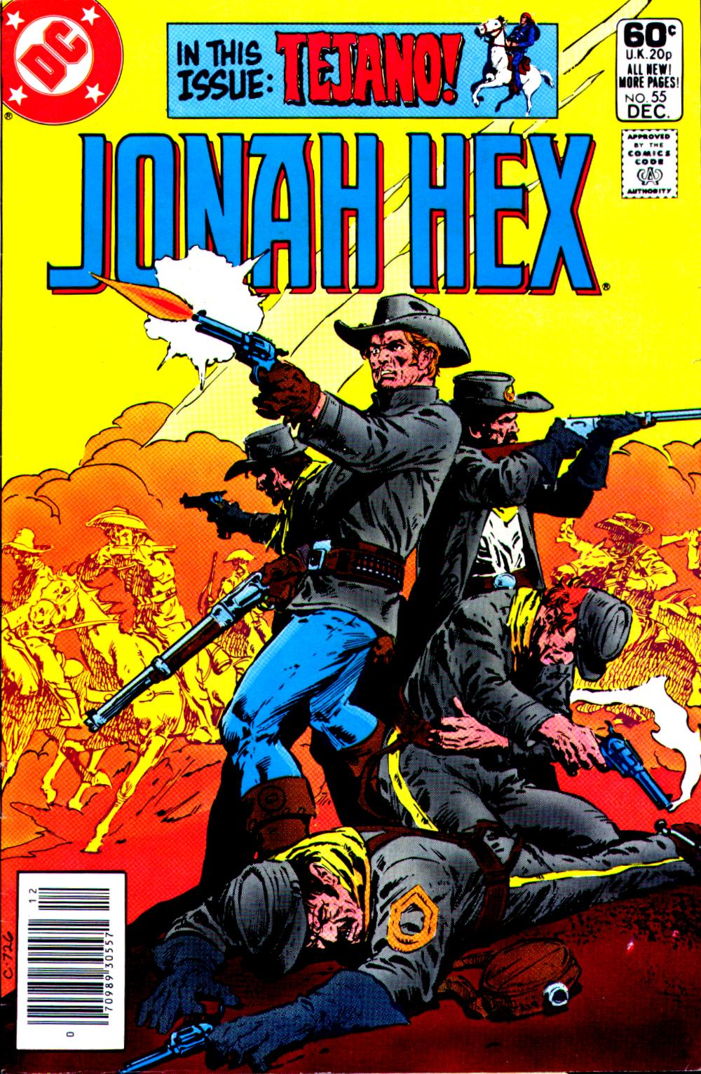 Jonah Hex (1977) 55 Page 1