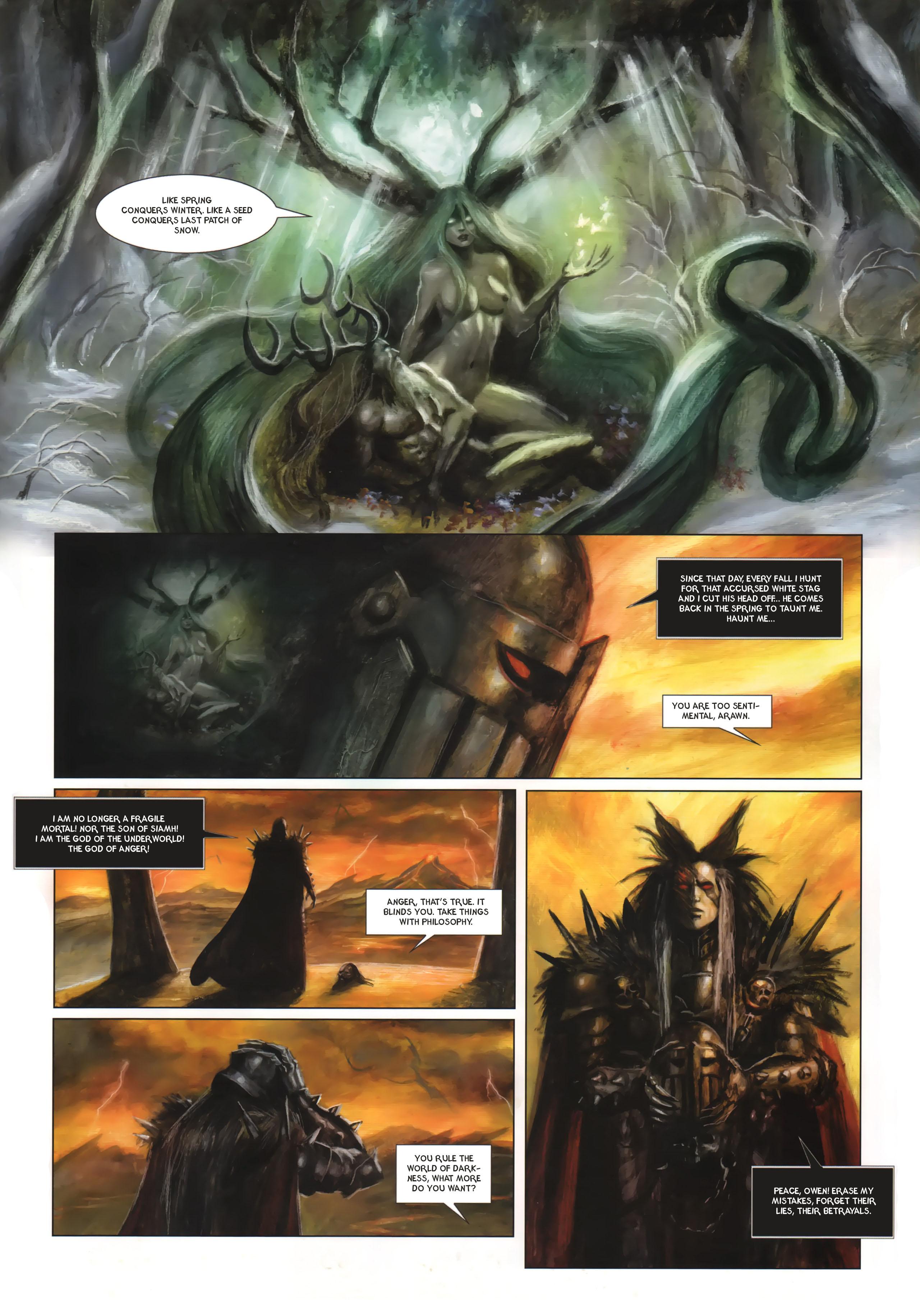 Read online Arawn comic -  Issue #6 - 54