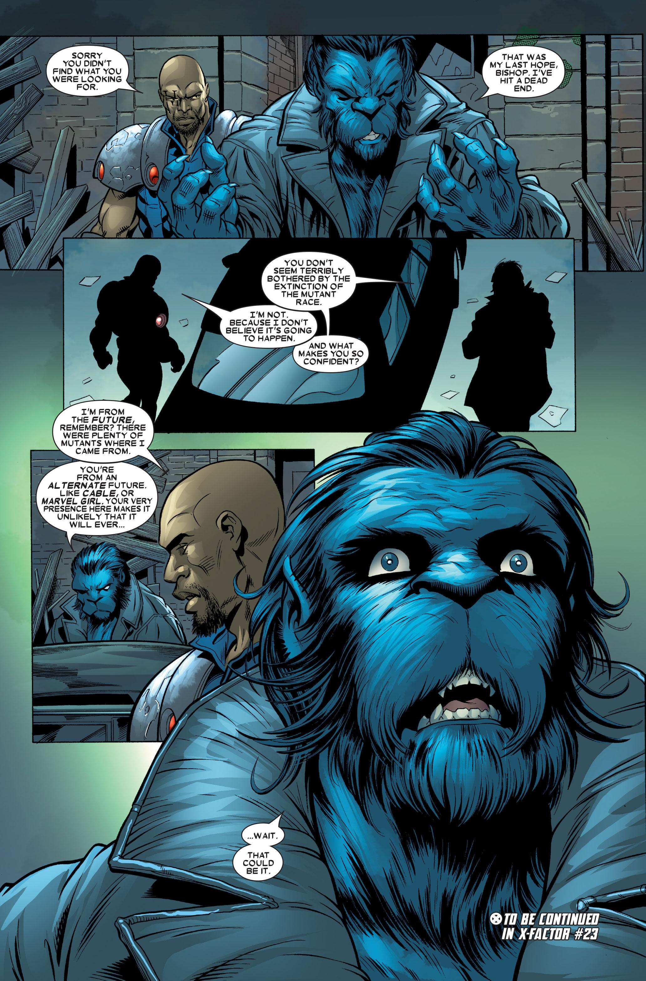Read online Uncanny X-Men (1963) comic -  Issue #490 - 32