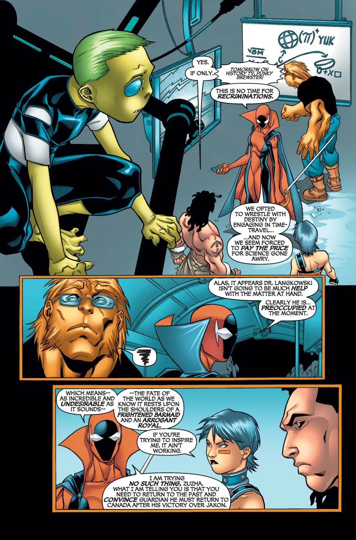 Alpha Flight (2004) issue 11 - Page 7